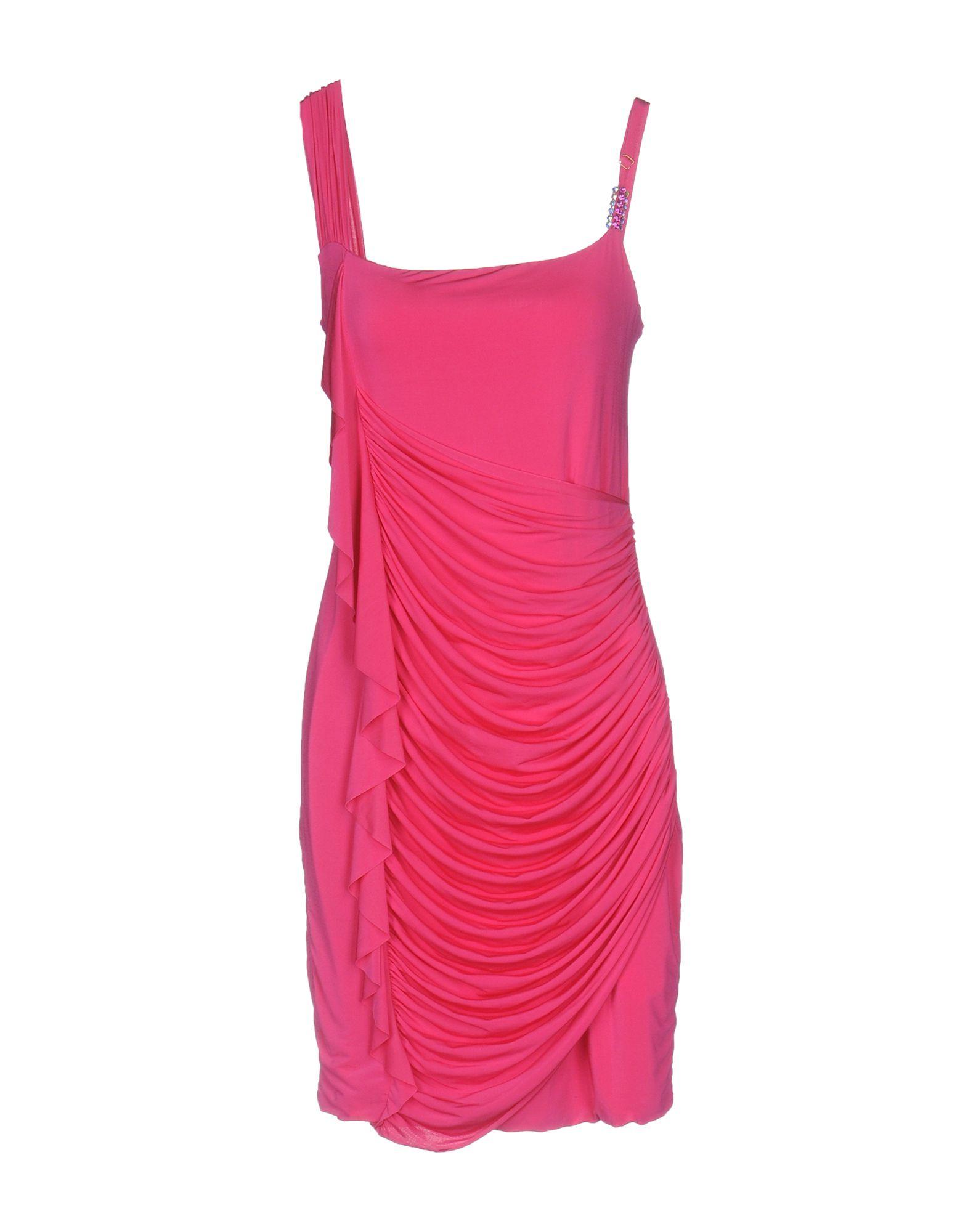 купить CRISTINAEFFE COLLECTION Короткое платье по цене 7800 рублей