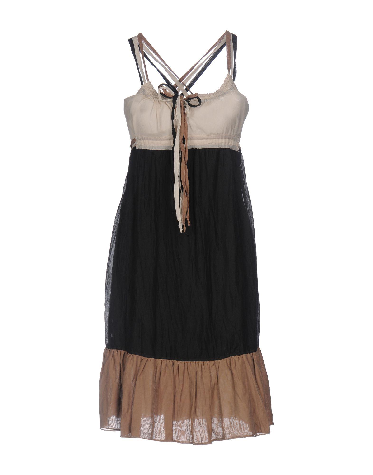 купить CRISTINAEFFE COLLECTION Короткое платье по цене 7200 рублей