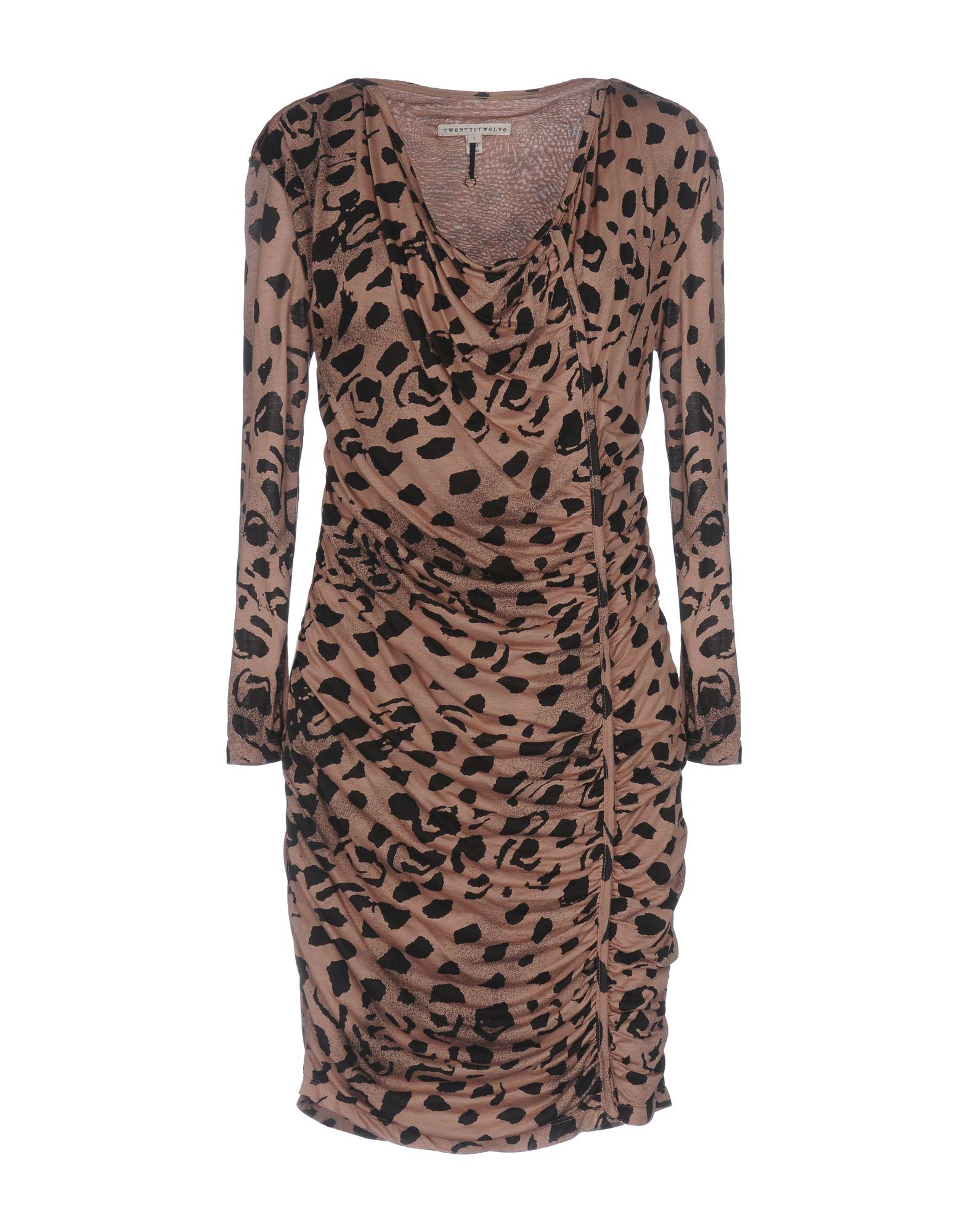 где купить  TWENTY8TWELVE Короткое платье  по лучшей цене