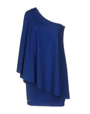 NAUGHTY DOG Damen Kurzes Kleid Farbe Blau Größe 3 Sale Angebote