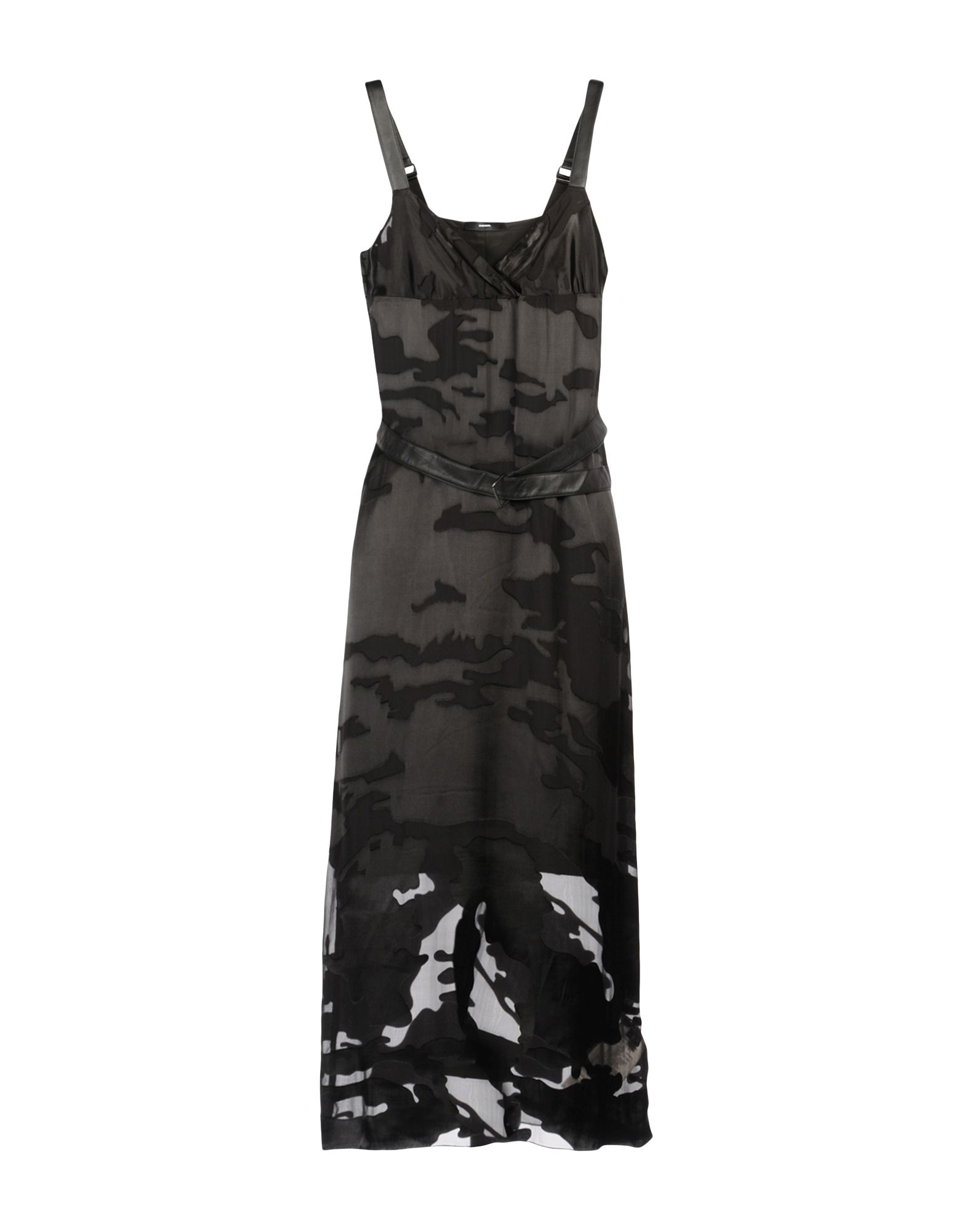 купить DIESEL Платье длиной 3/4 дешево