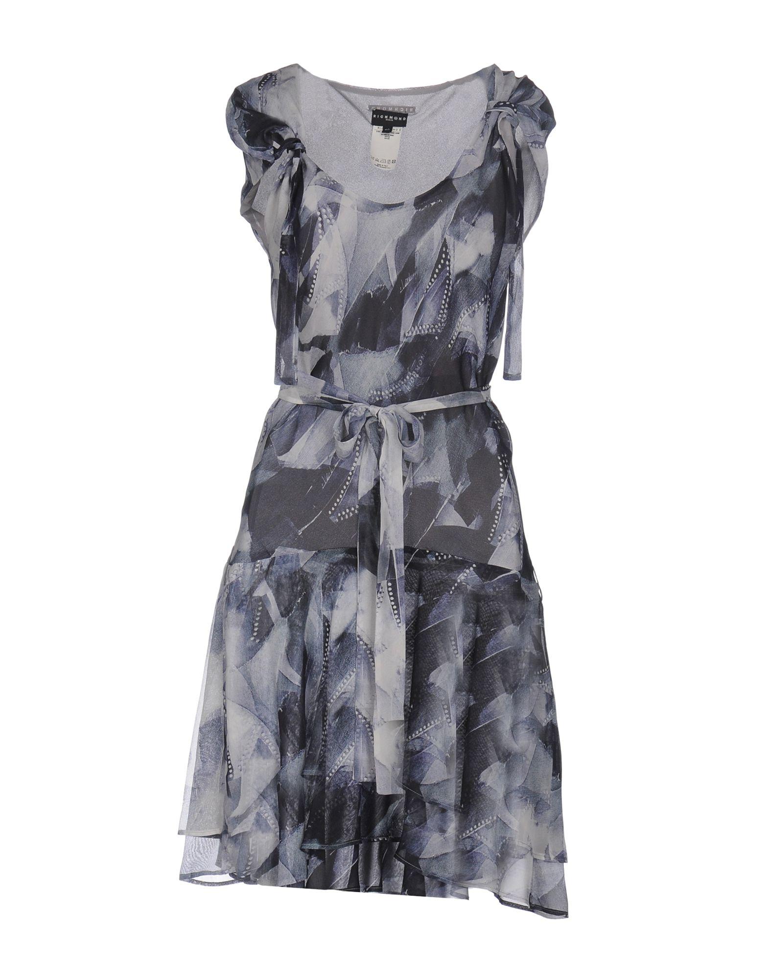 RICHMOND DENIM Платье до колена richmond denim короткое платье