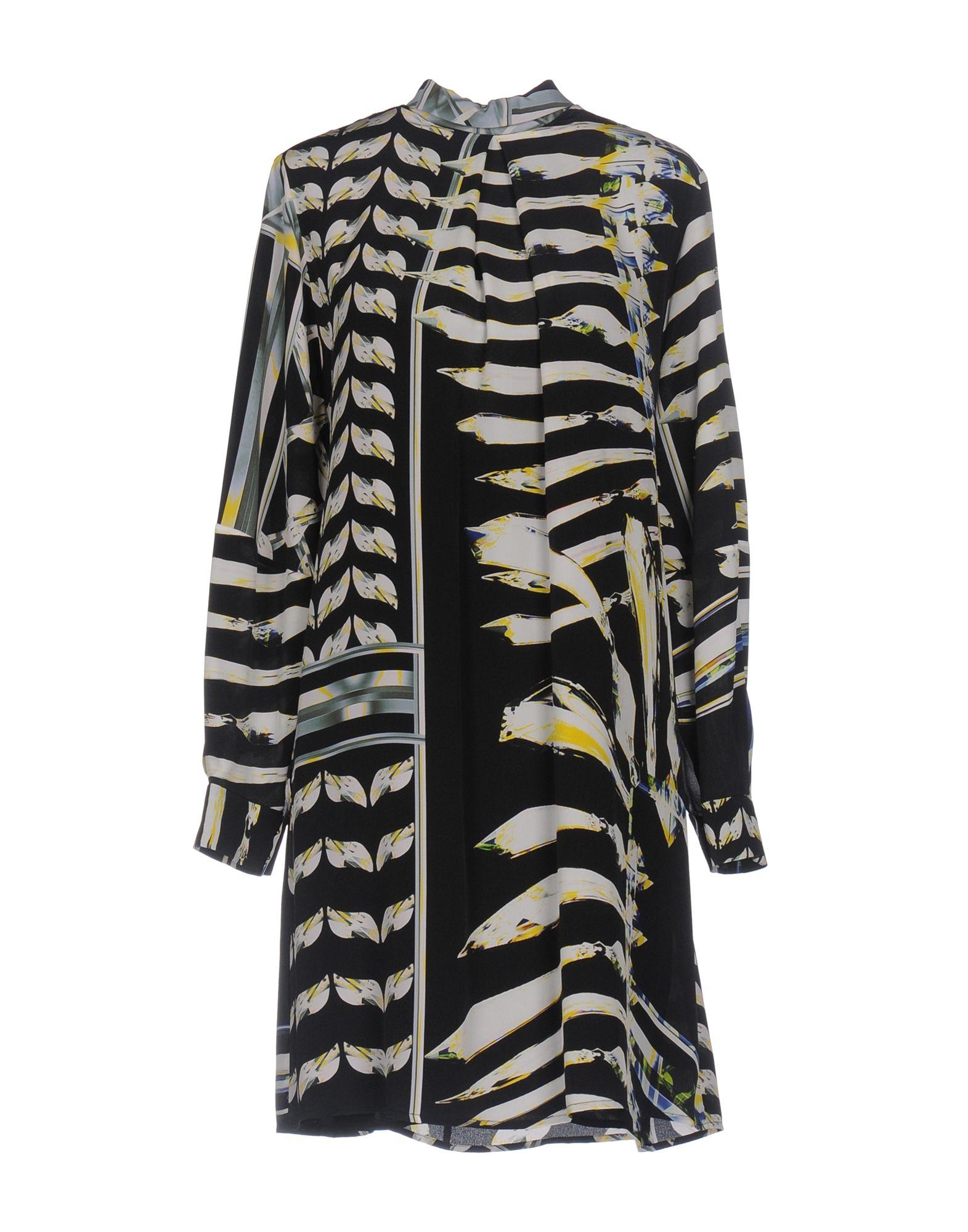 LALA BERLIN Короткое платье hüftgold berlin ремень