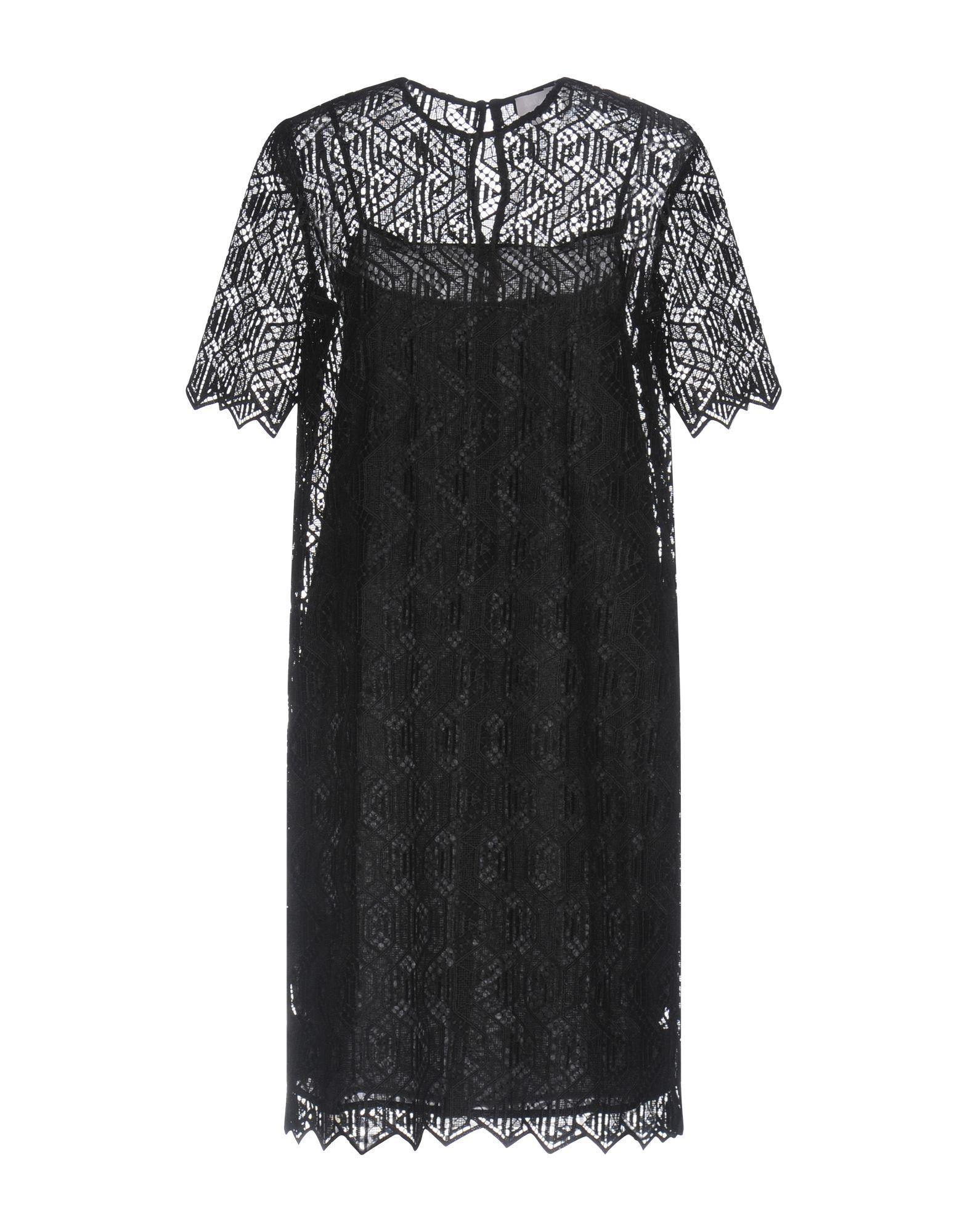 LALA BERLIN Короткое платье цены онлайн