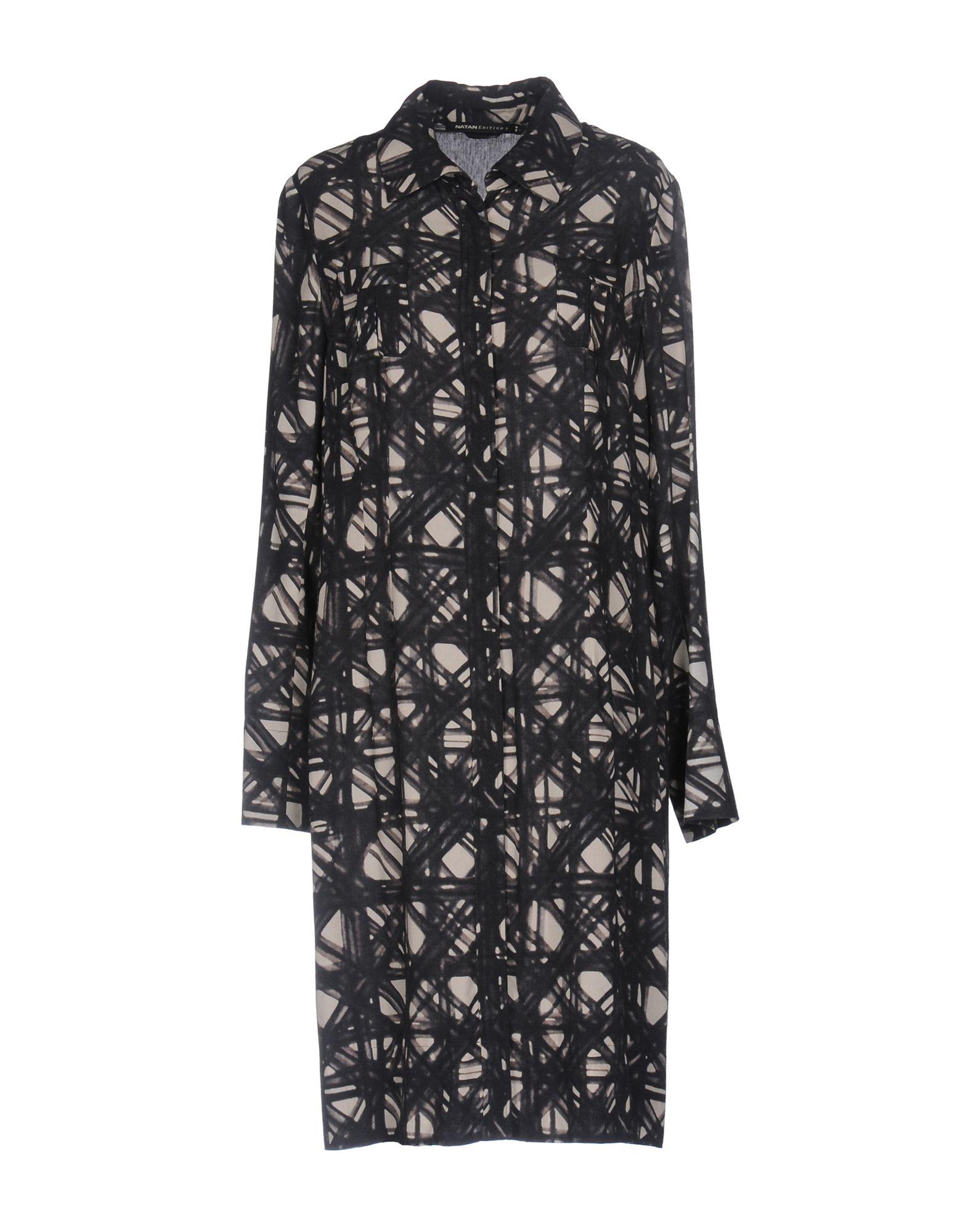 NATAN EDITION 5 Платье до колена цены онлайн