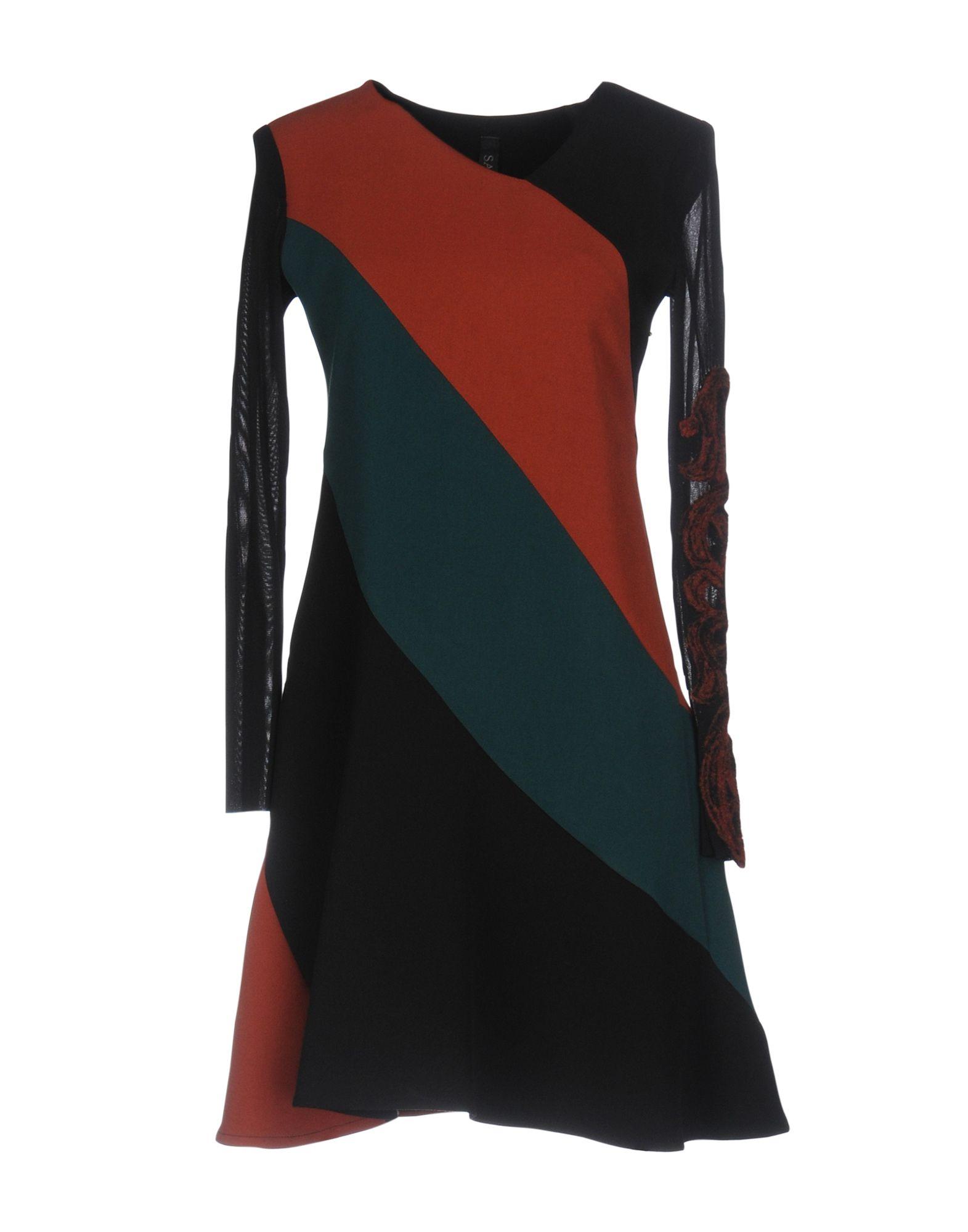 где купить  SALLY NEW YORK Короткое платье  по лучшей цене