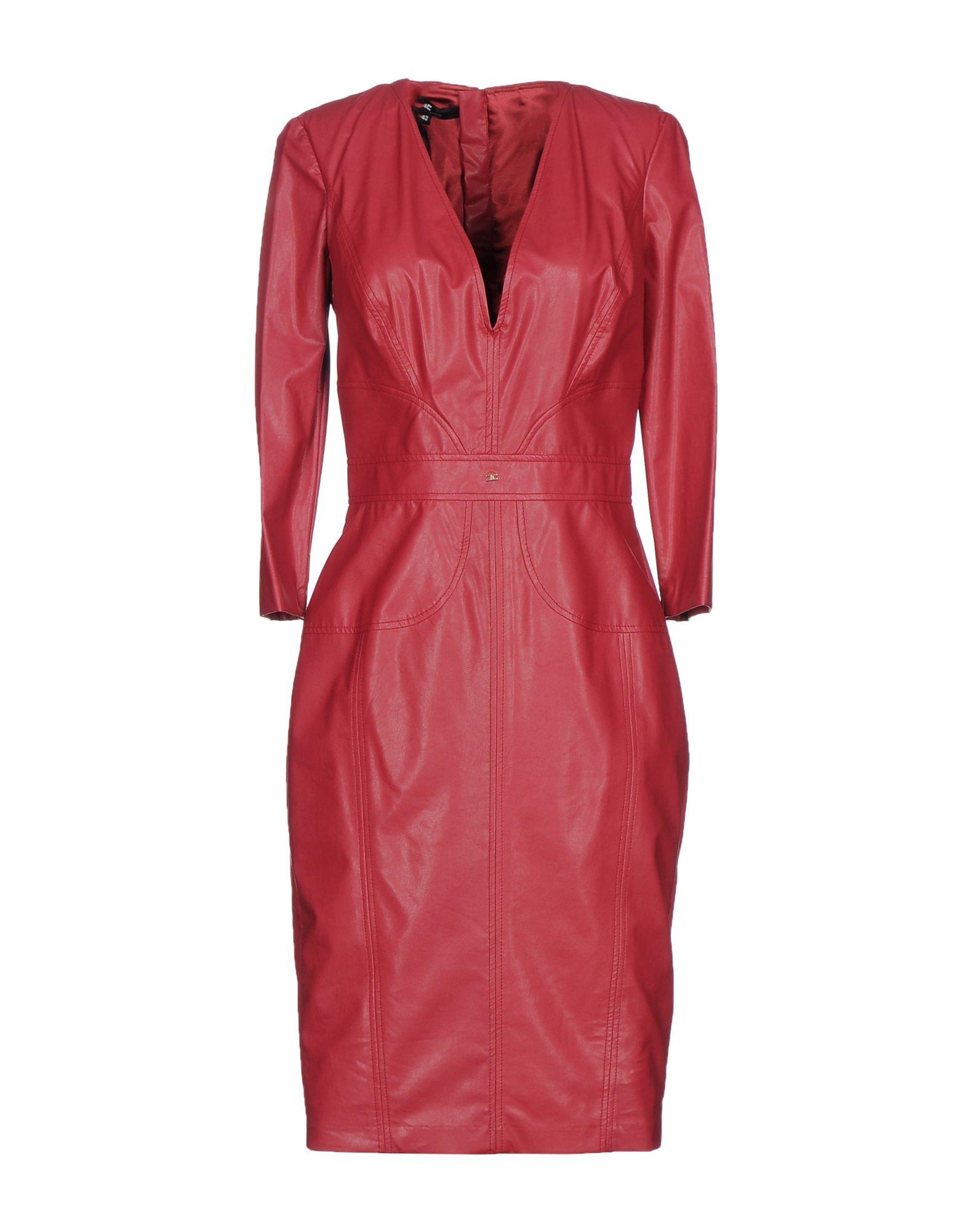 ELISABETTA FRANCHI Платье до колена кухонная мойка pyramis alinia 65x51 1b 1d жасмин