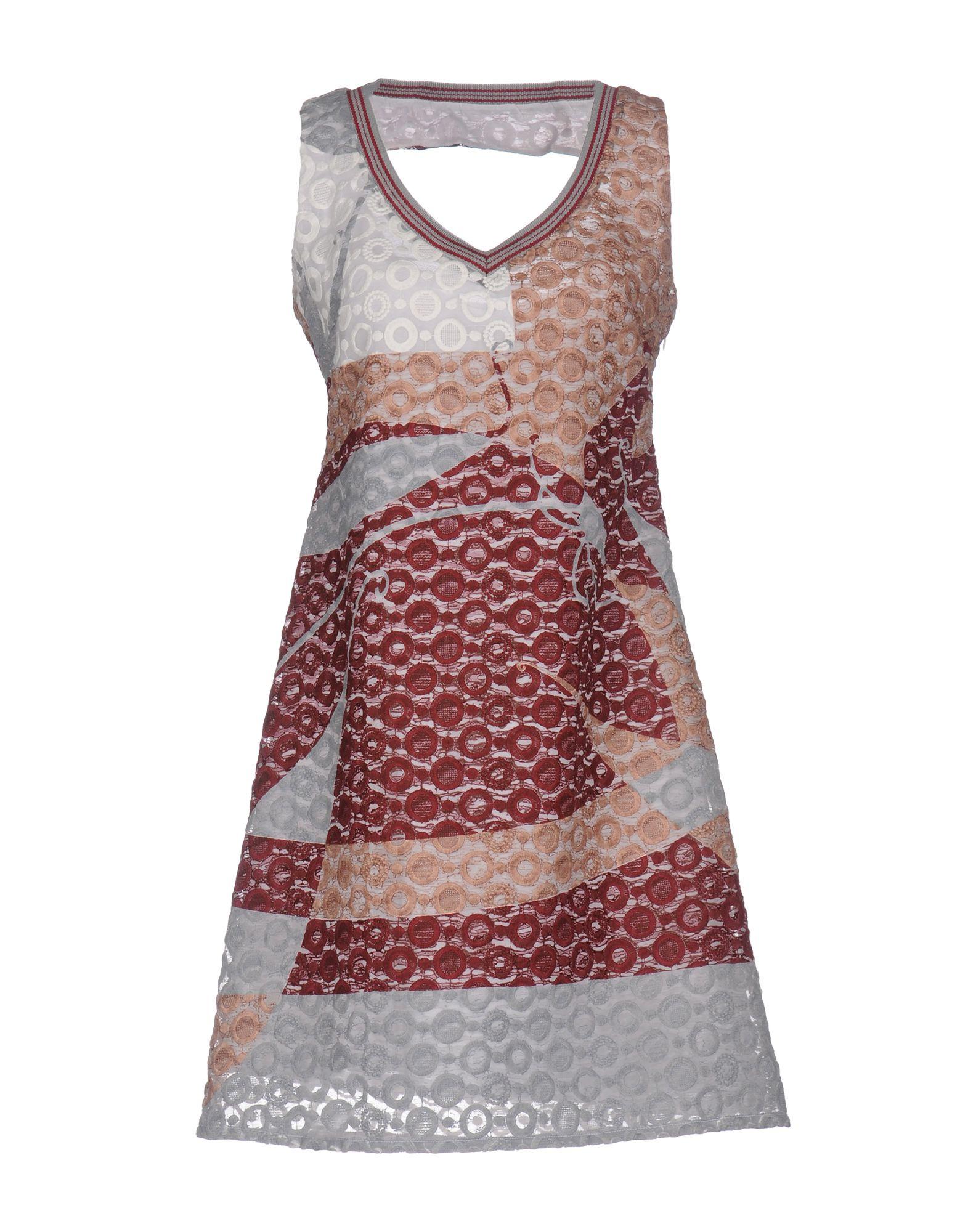 PIANURASTUDIO Короткое платье pianurastudio короткое платье
