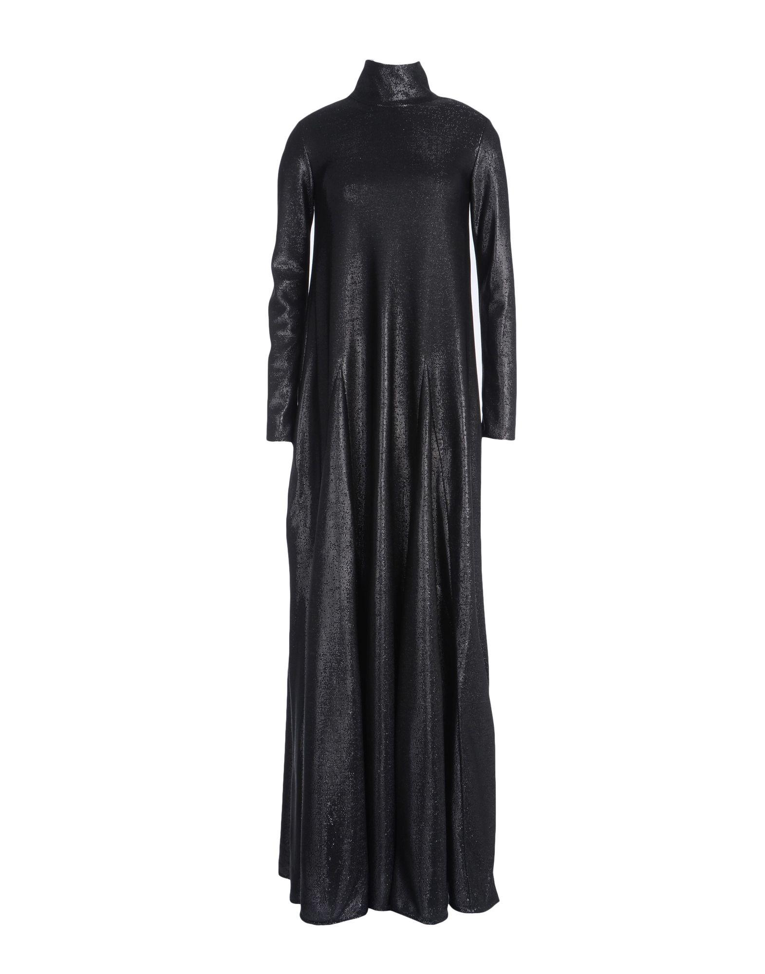 VERONIQUE BRANQUINHO Длинное платье