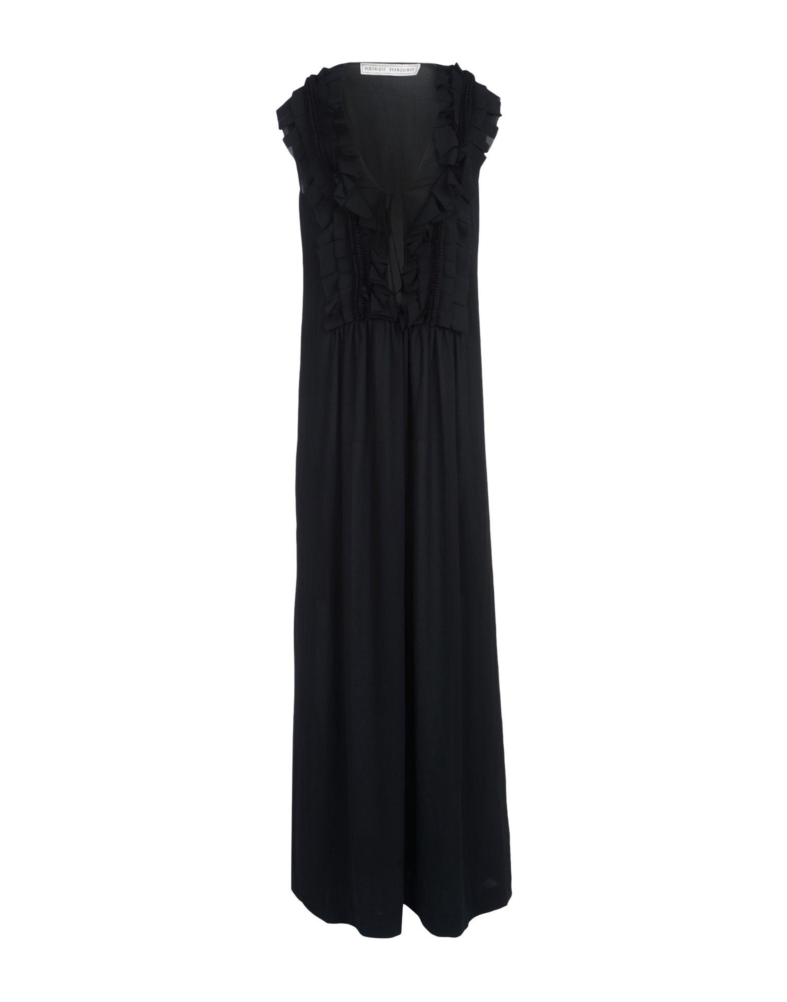 VERONIQUE BRANQUINHO Длинное платье veronique branquinho полусапоги и высокие ботинки page 9