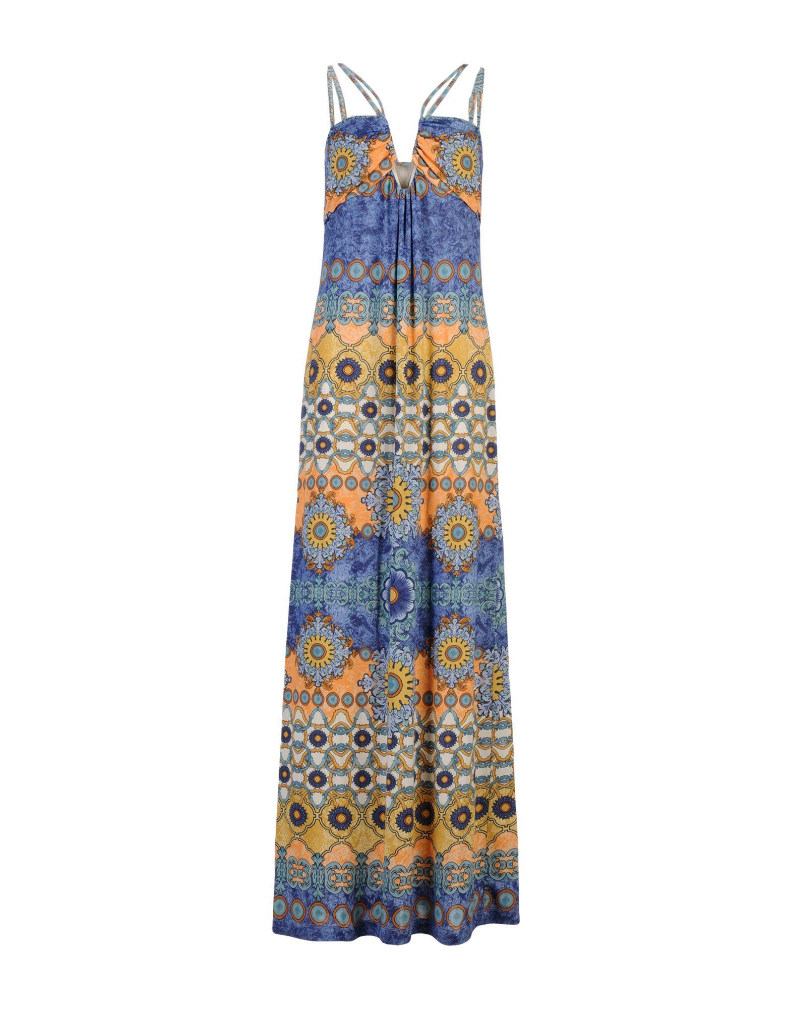 все цены на PHILOSOPHY di ALBERTA FERRETTI Длинное платье в интернете