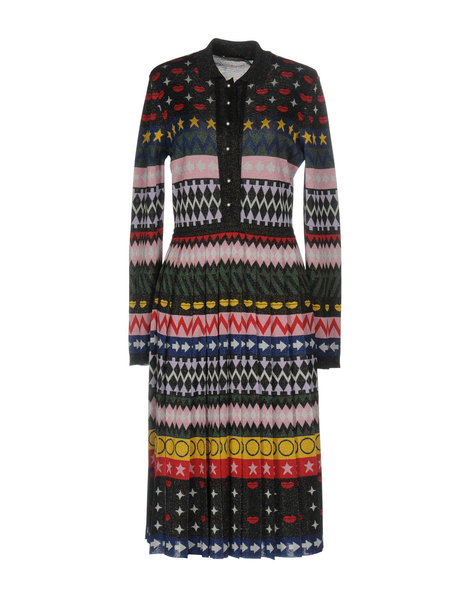 MARY KATRANTZOU Платье длиной 3/4 lisa corti платье длиной 3 4
