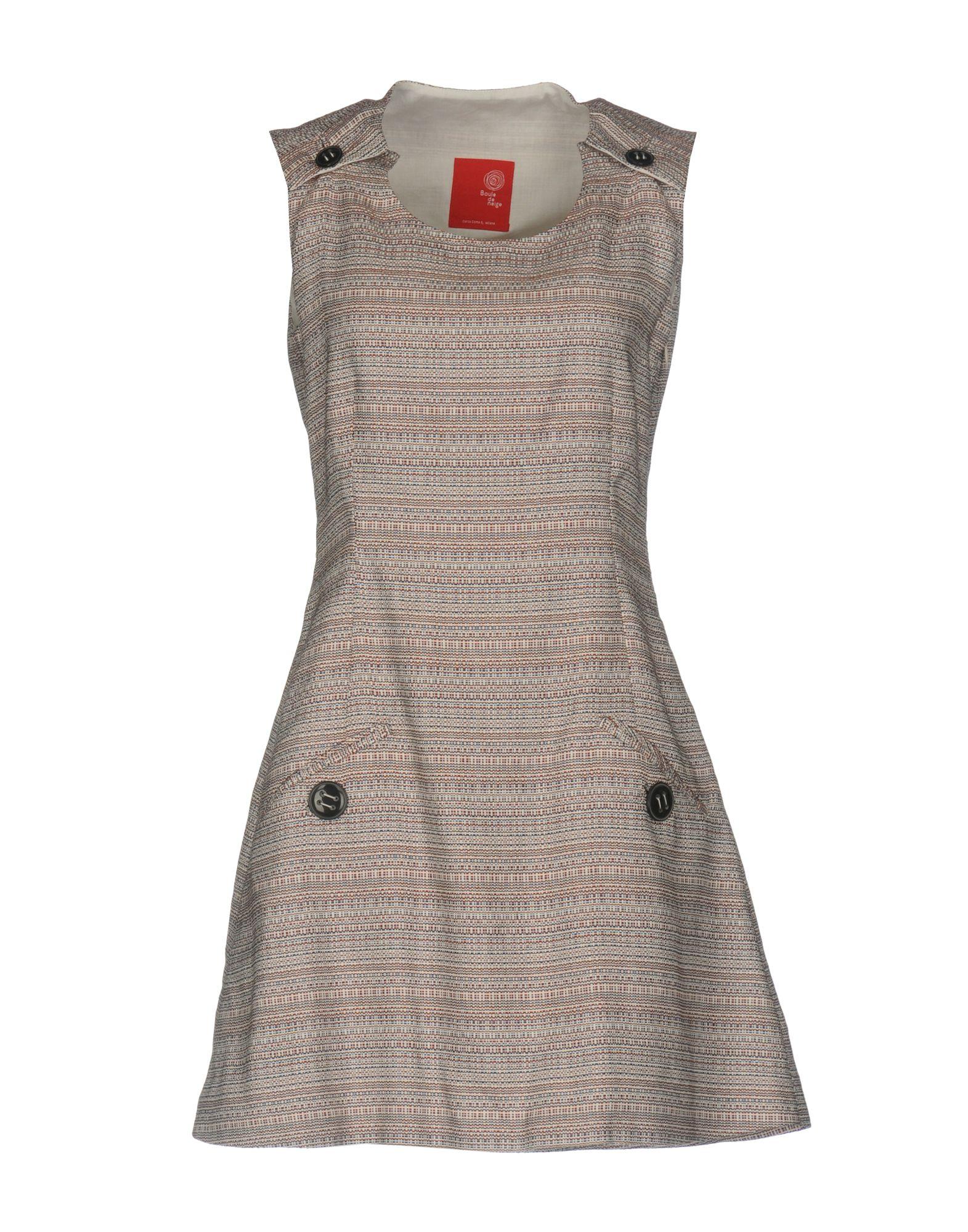 BOULE DE NEIGE Короткое платье пышка boule de suif книга для чтения на французском языке неадаптированная