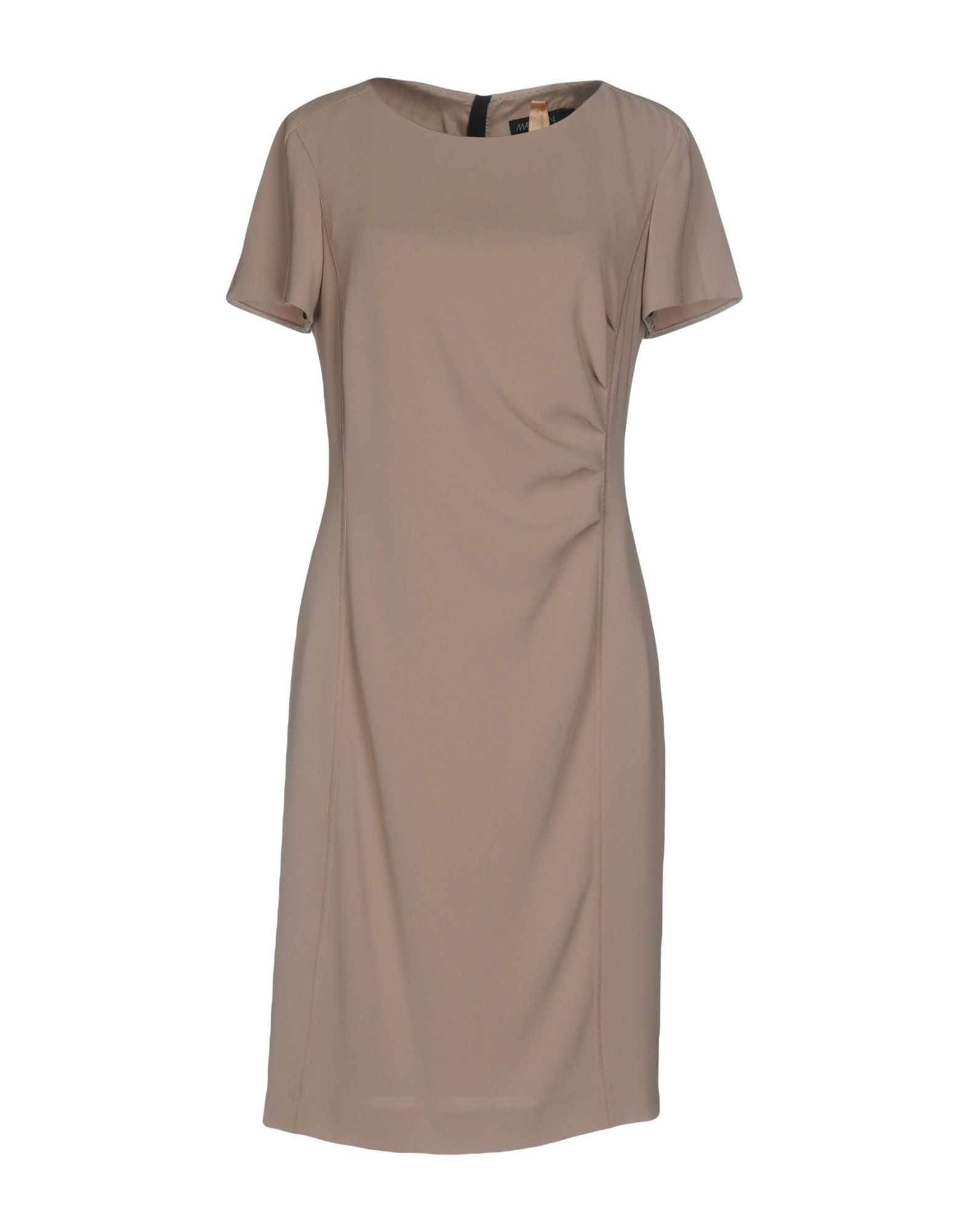 VICTORIA, VICTORIA BECKHAM Короткое платье victoria beckham платье от victoria beckham 69775 черный