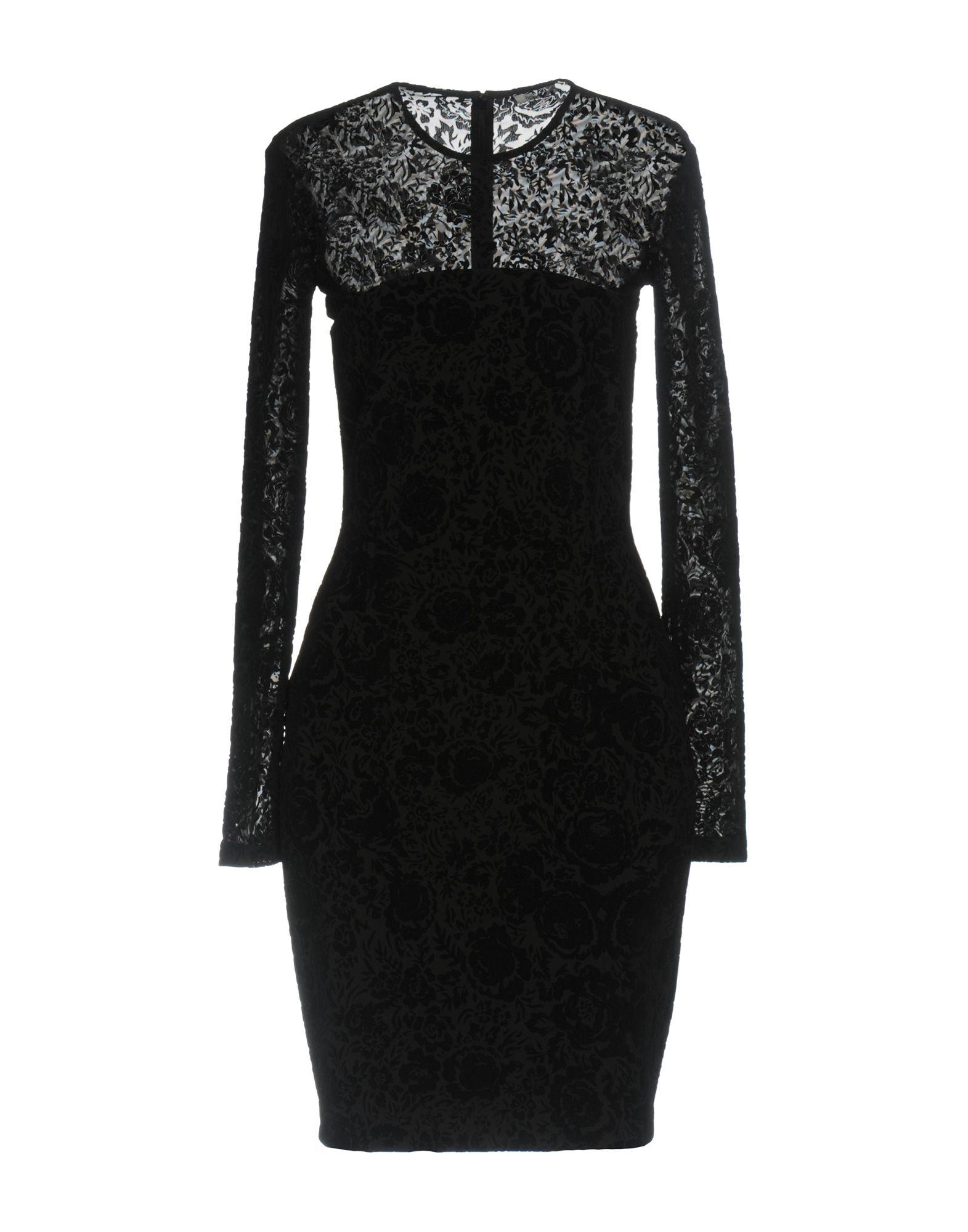 RONNY KOBO Короткое платье цены онлайн