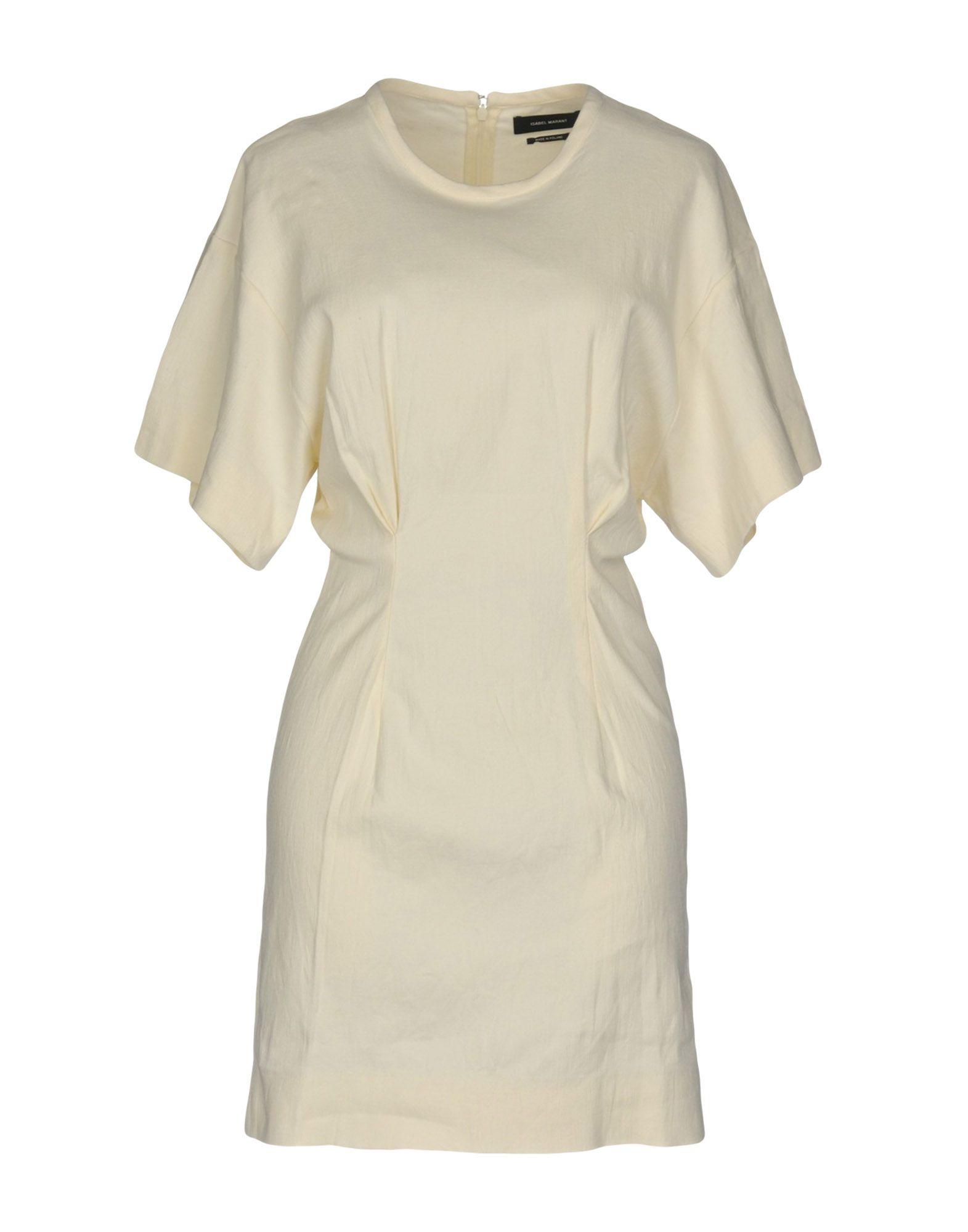Фото ISABEL MARANT Короткое платье. Купить с доставкой