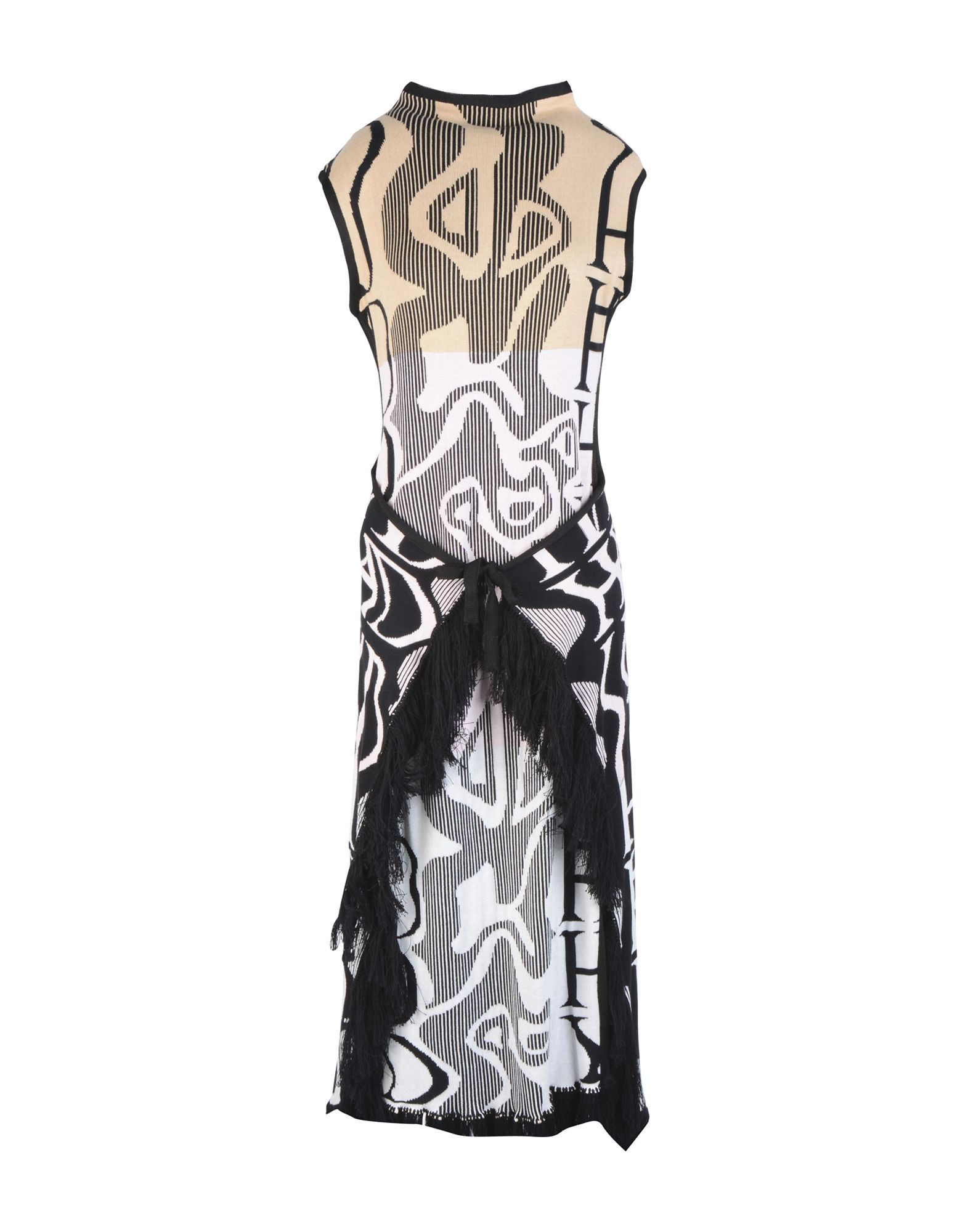 HAD Платье длиной 3/4 lisa corti платье длиной 3 4