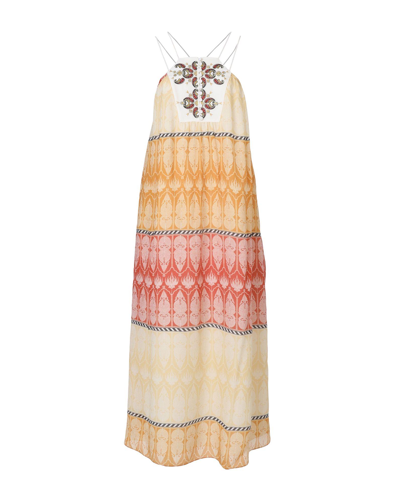 RACHEL ZOE Длинное платье