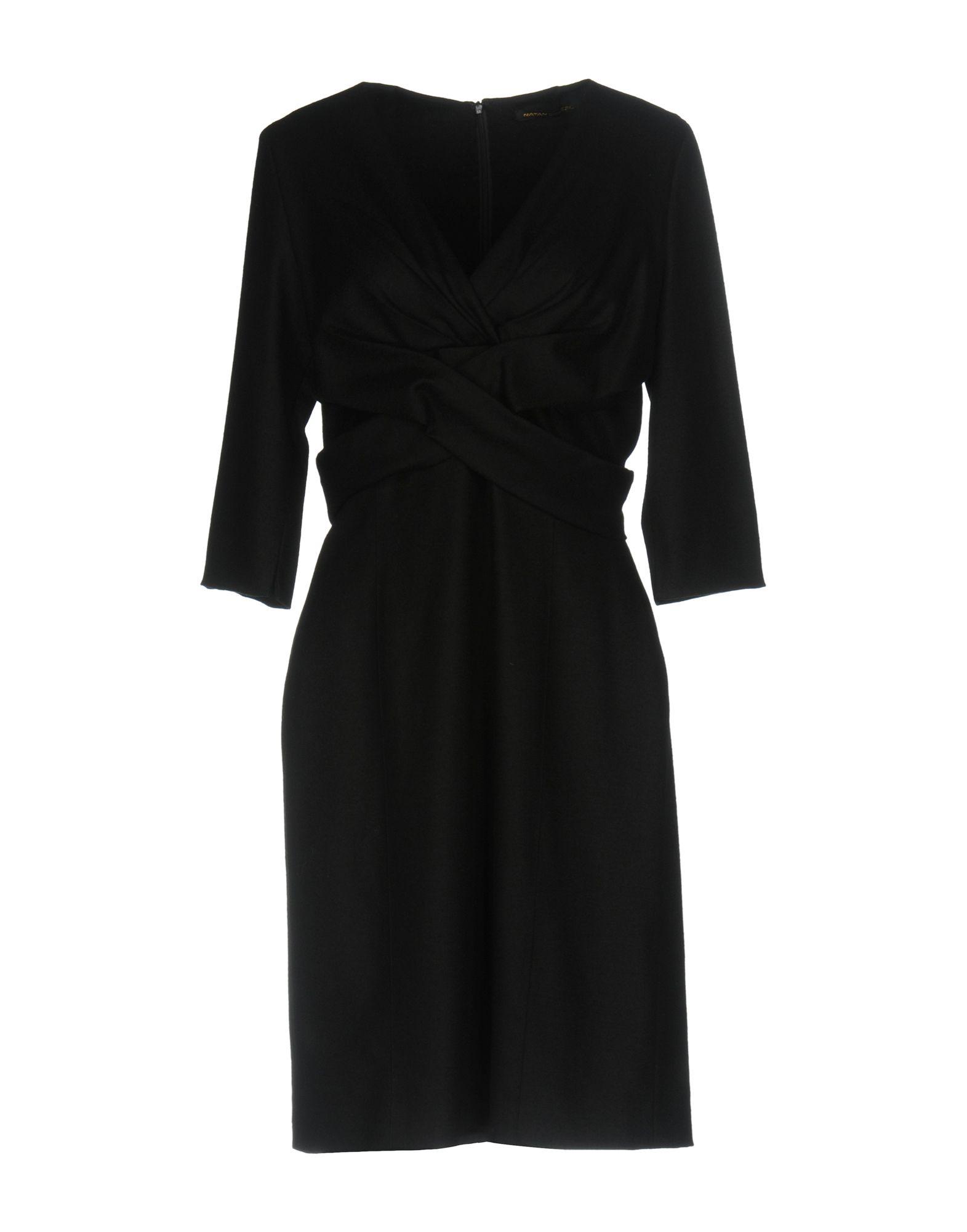 все цены на NATAN COLLECTION Платье до колена в интернете