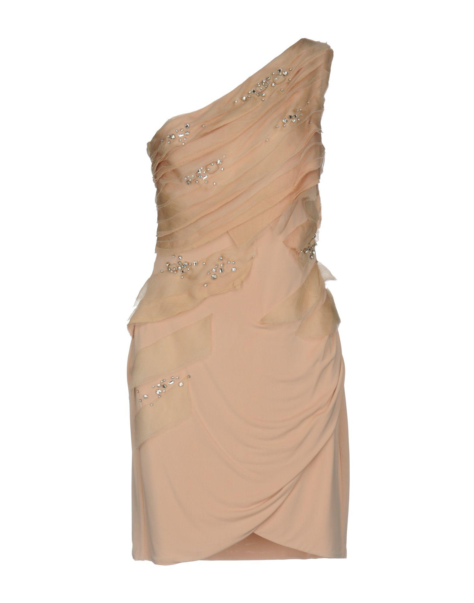Фотография ELISABETTA FRANCHI GOLD Короткое платье