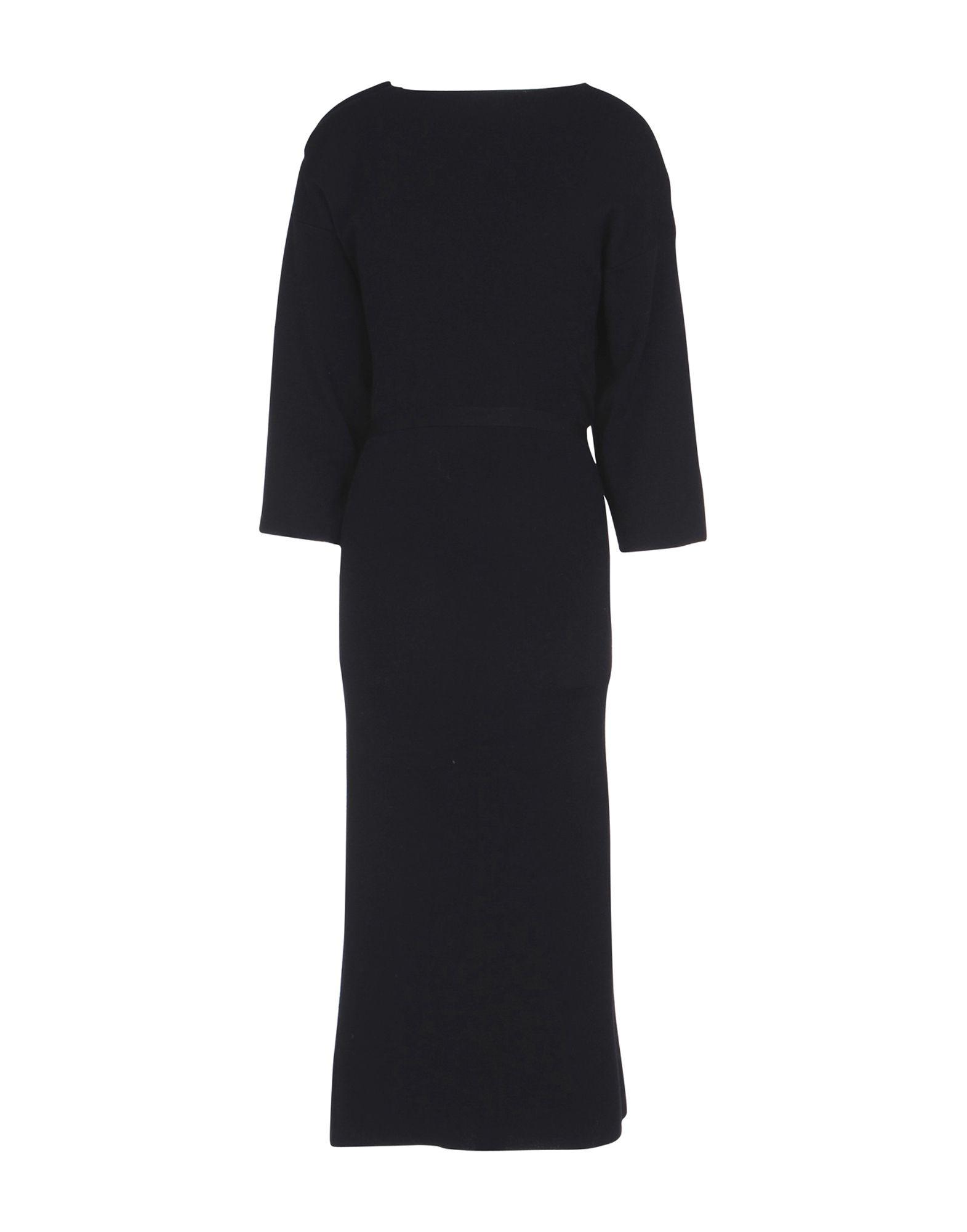 STEFANEL Платье длиной 3/4 джемпер stefanel jl660d f1295 888