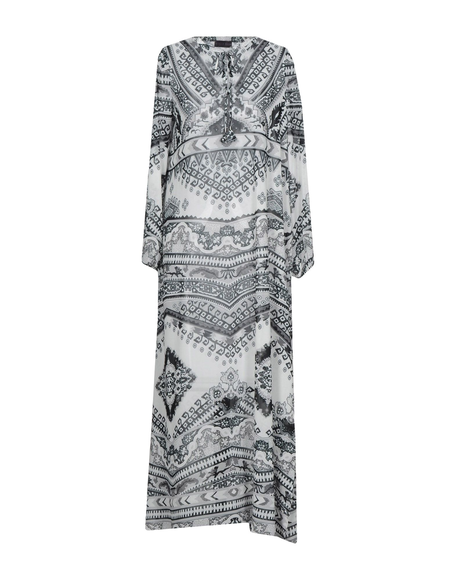 HALE BOB Длинное платье hale bob платье туника с поясом