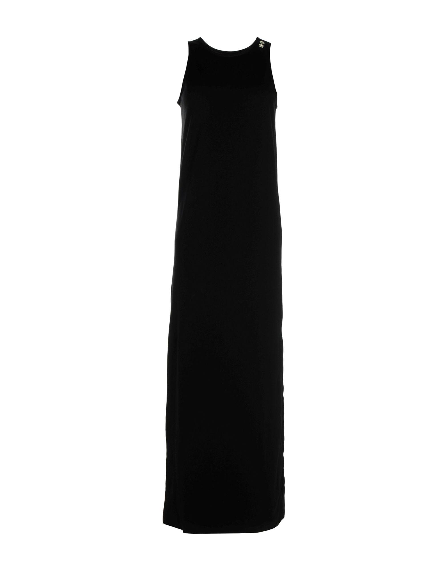 MAJESTIC FILATURES Длинное платье majestic filatures платье до колена