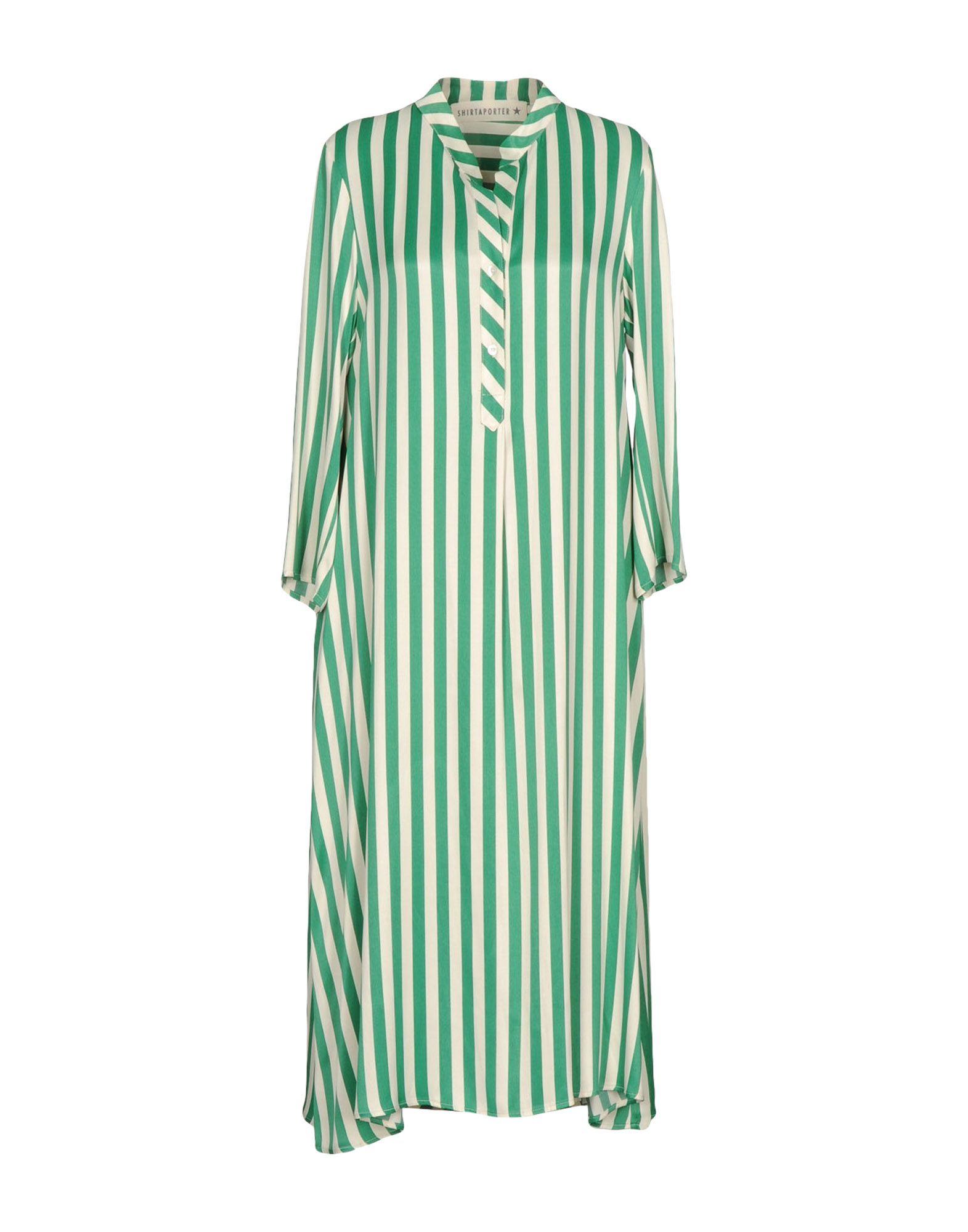 SHIRTAPORTER Платье длиной 3/4 hundreddresses платье длиной 3 4
