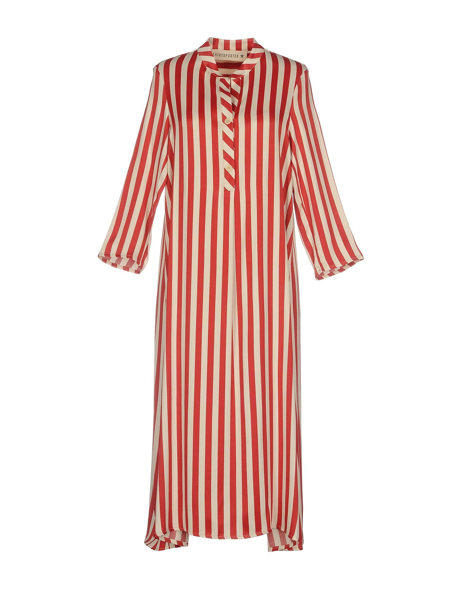 SHIRTAPORTER Платье длиной 3/4 lisa corti платье длиной 3 4