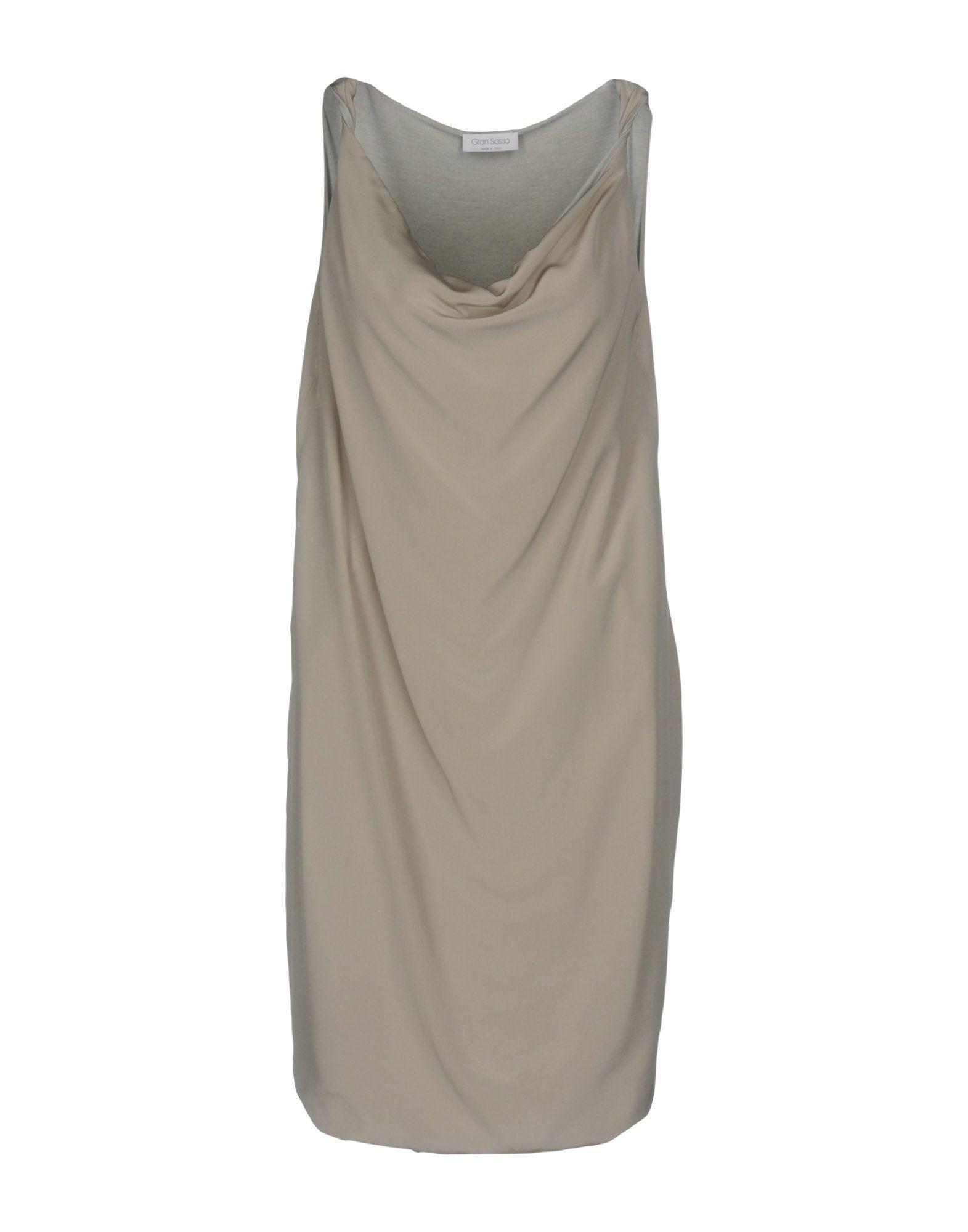 GRAN SASSO Короткое платье
