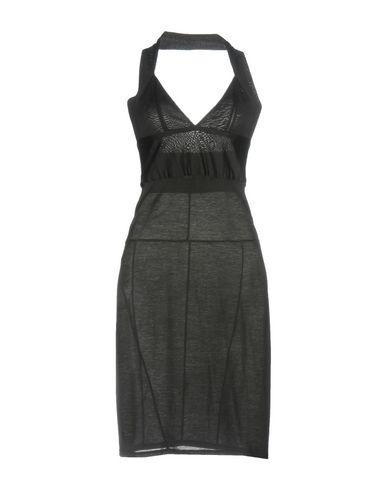 Фото - Платье до колена от KATIE GALLAGHER черного цвета