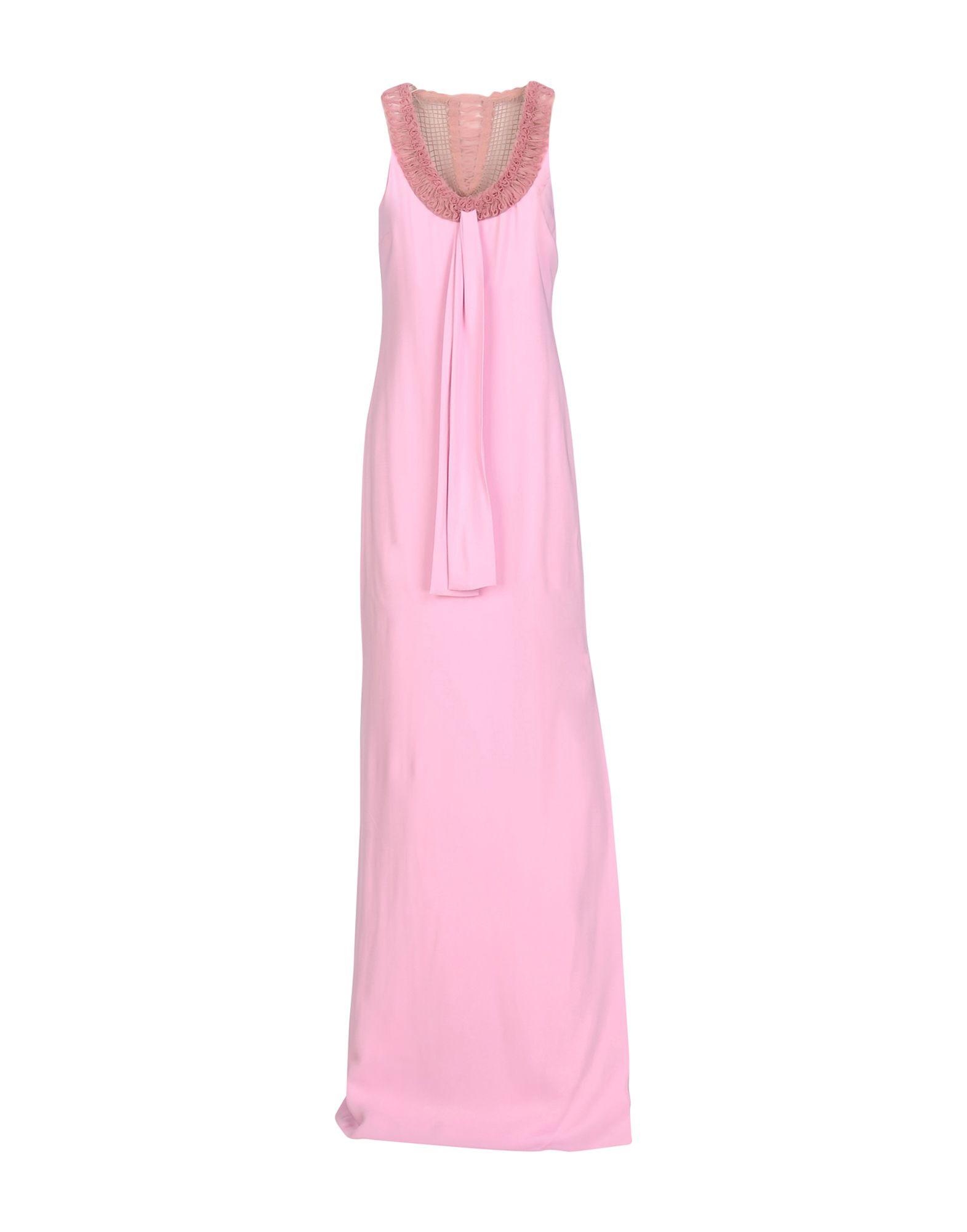 купить VALENTINO ROMA Длинное платье по цене 39250 рублей