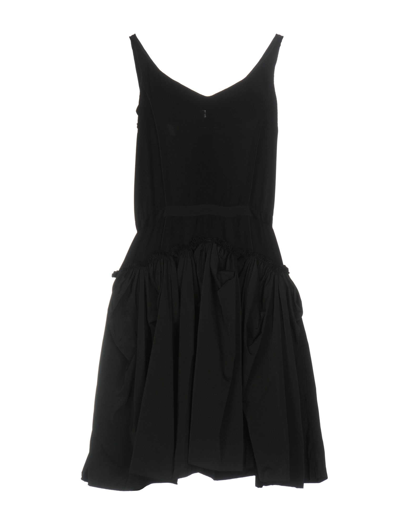 NINA RICCI Короткое платье nina ricci платье nina ricci 26687 черный