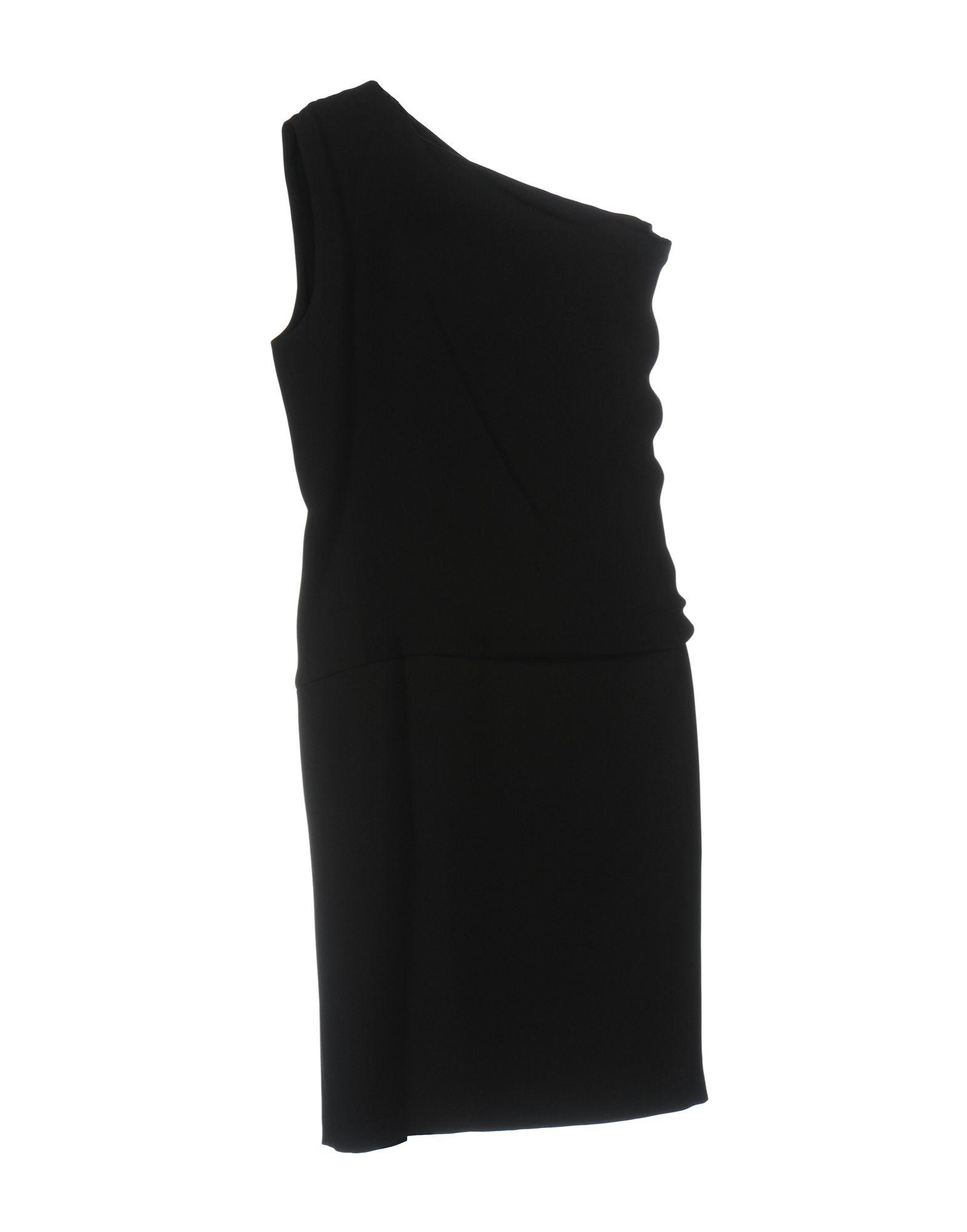 CALVIN KLEIN COLLECTION Короткое платье цены онлайн