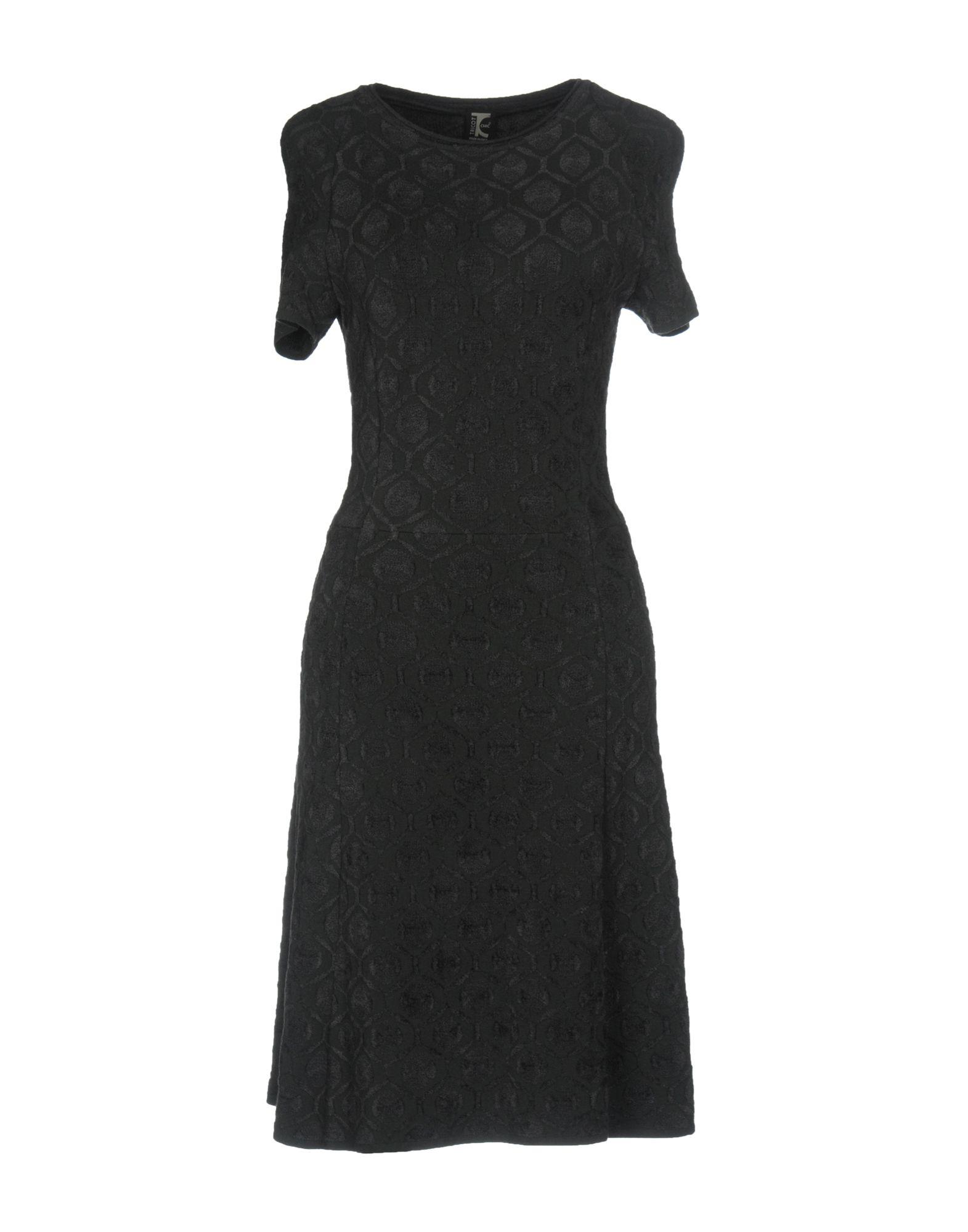TRICOT CHIC Короткое платье платье tricot chic tricot chic tr023ewpub22