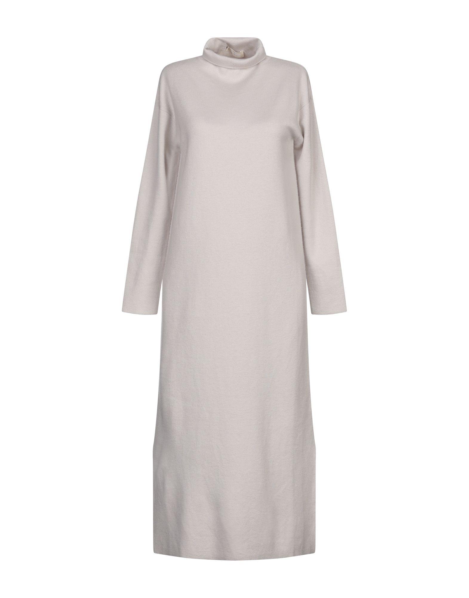 'S MAX MARA Платье длиной 3/4 кровать трансформер скв компани скв 5 с маятником орех 534037