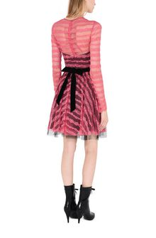 PHILOSOPHY di LORENZO SERAFINI Cocktail dress with transparencies Short Dress D d