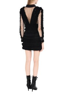 PHILOSOPHY di LORENZO SERAFINI Dress with ruched effect Short Dress Woman d