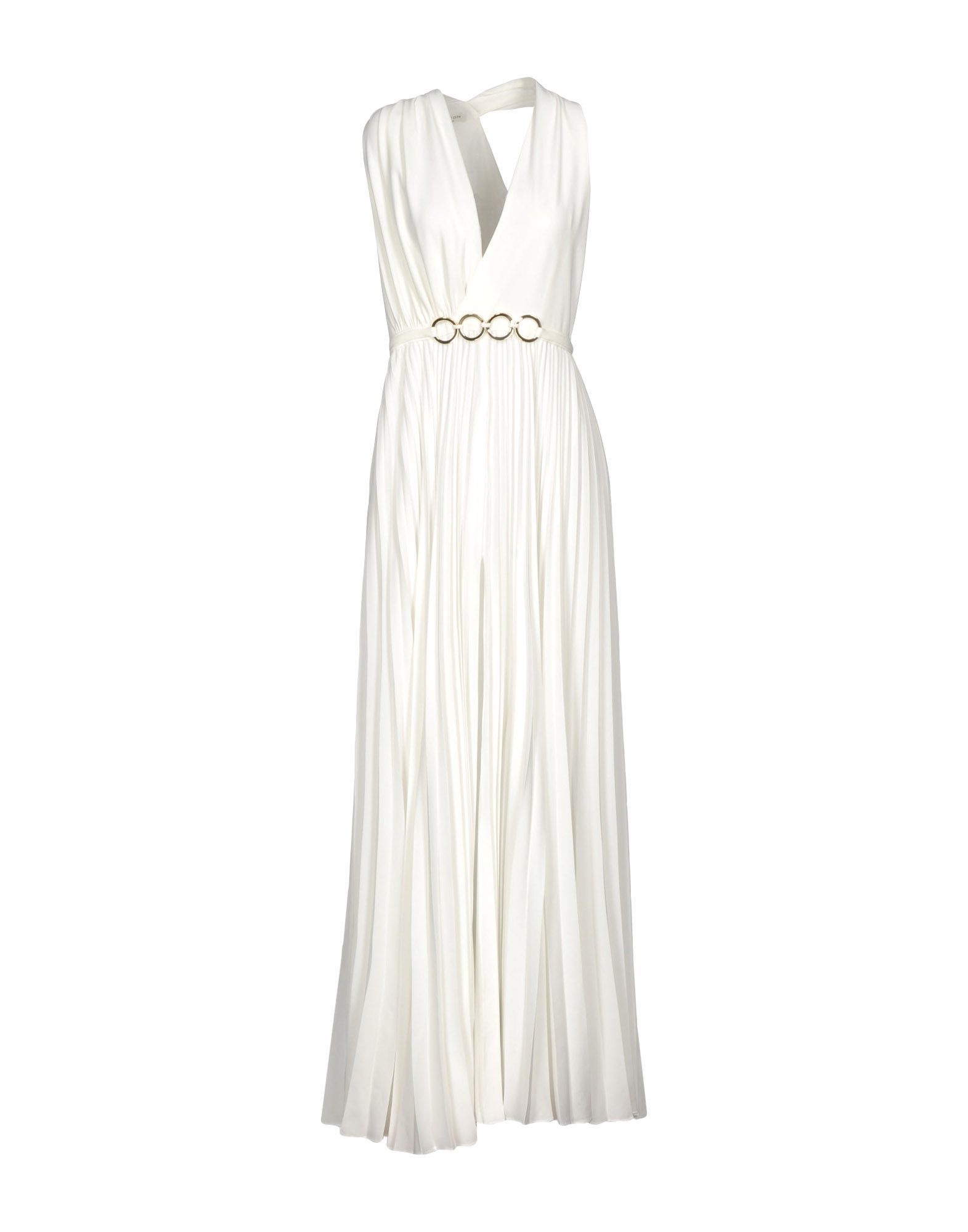 платье halston heritage платья и сарафаны мини короткие HALSTON HERITAGE Длинное платье