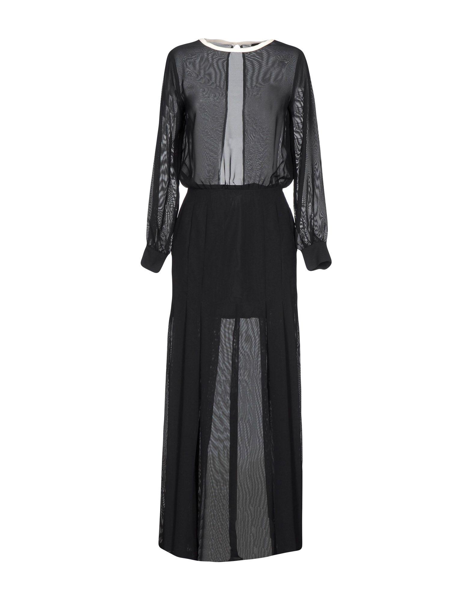 .TESSA Длинное платье платье короткое спереди длинное сзади летнее