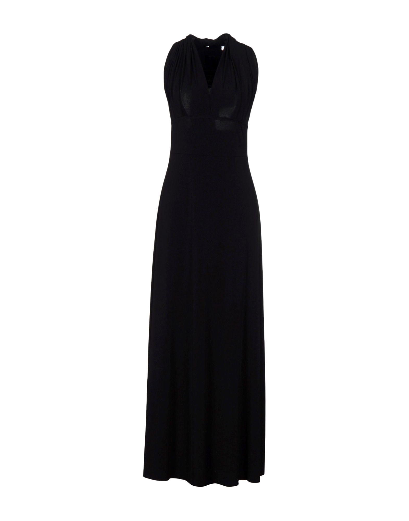 где купить LAS CHICAS Длинное платье по лучшей цене