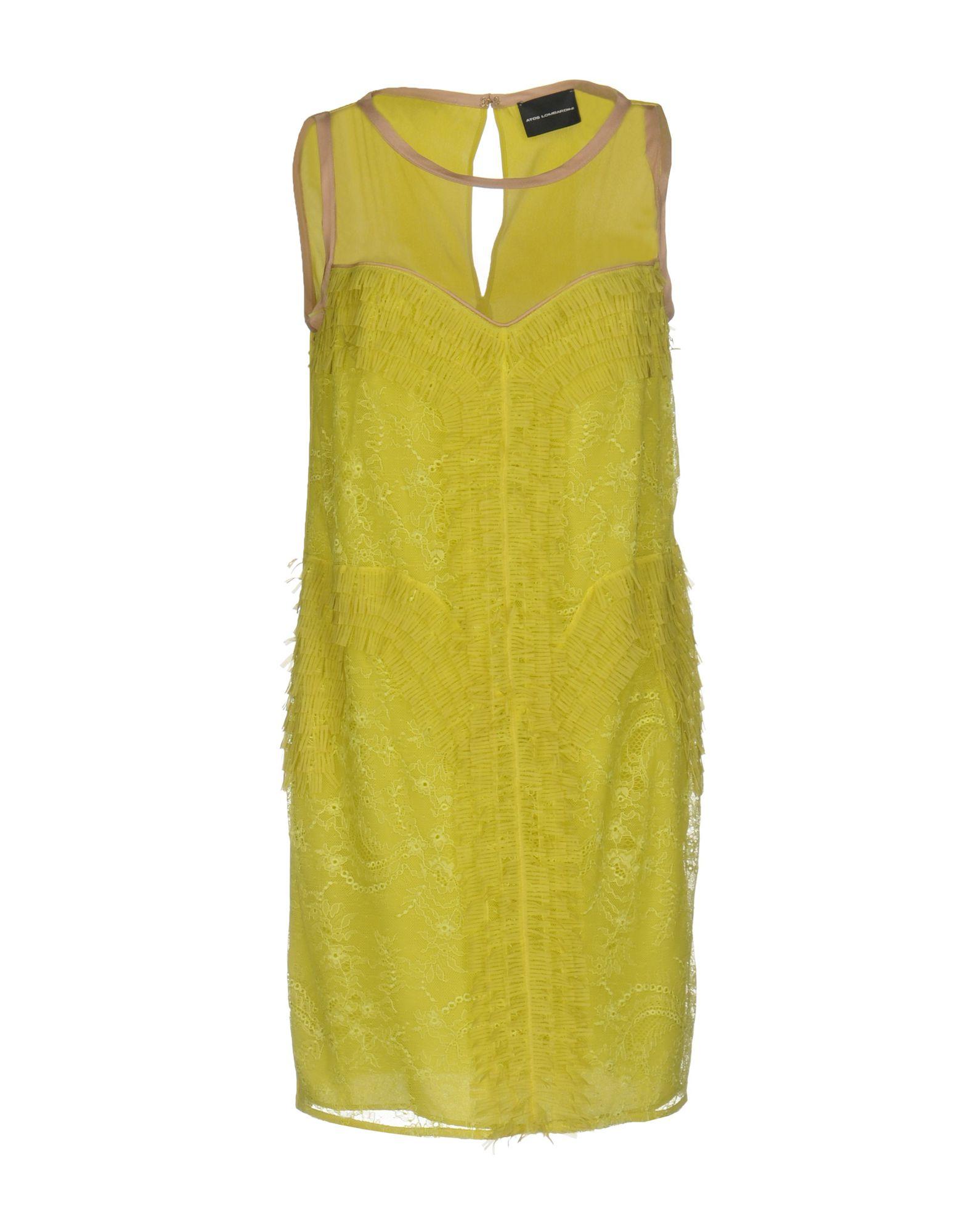 ATOS LOMBARDINI Короткое платье atos lombardini короткое платье