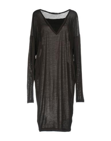 Платье до колена размер 42, 44 цвет серый