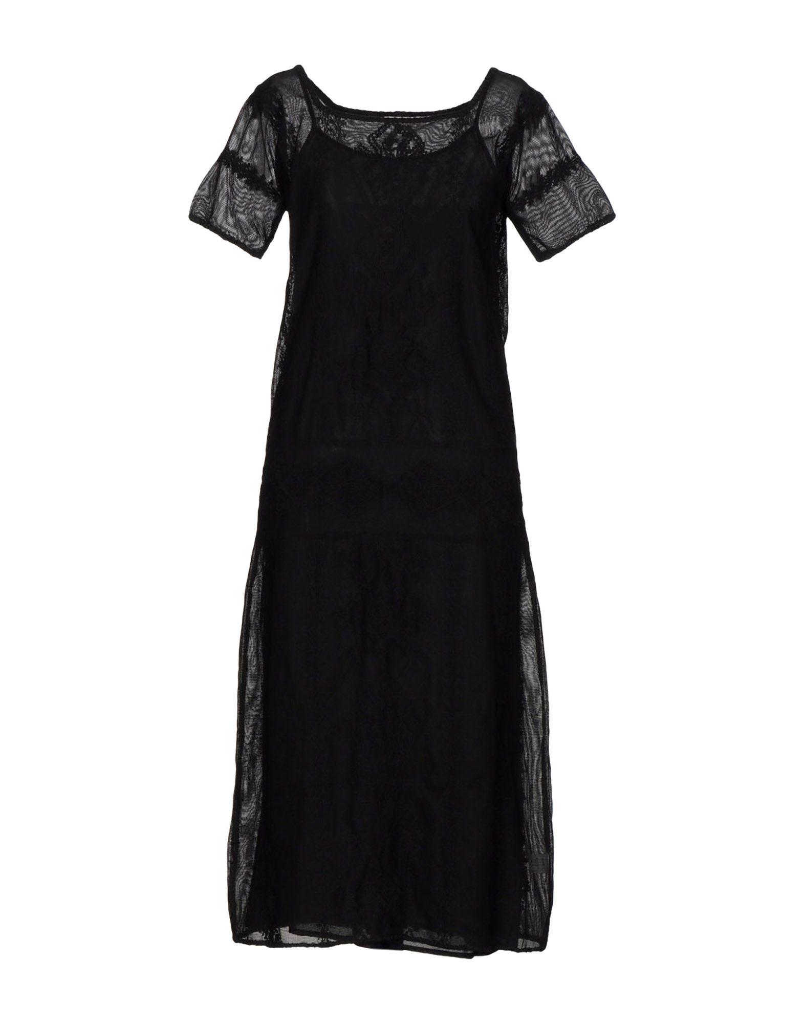 MES DEMOISELLES Платье длиной 3/4 lisa corti платье длиной 3 4