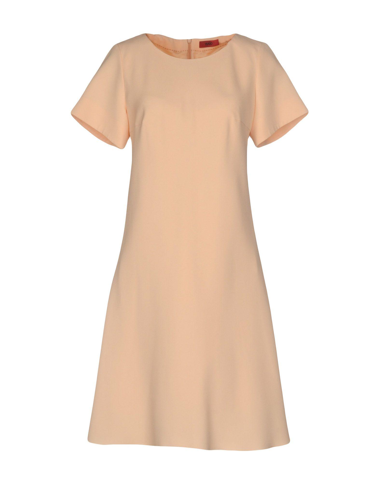 HUGO HUGO BOSS Платье до колена