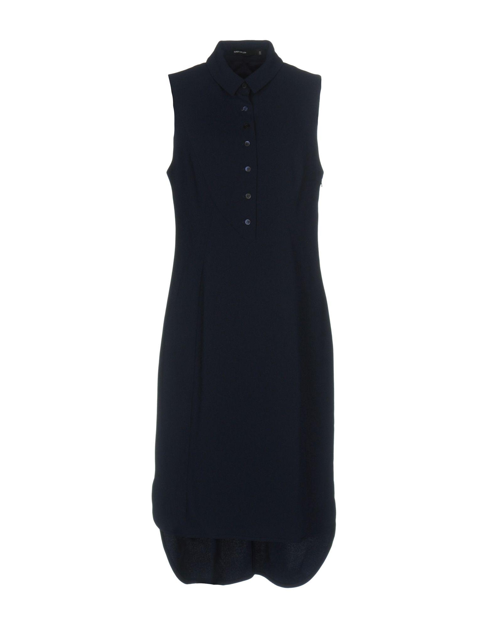 цены на KAREN MILLEN Платье до колена в интернет-магазинах