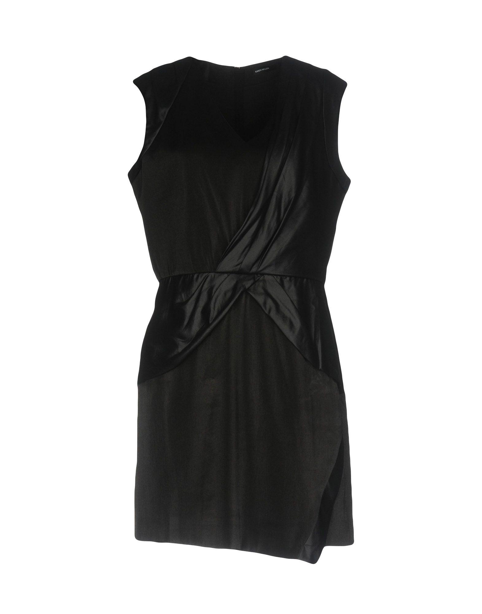 цены на KAREN MILLEN Короткое платье в интернет-магазинах