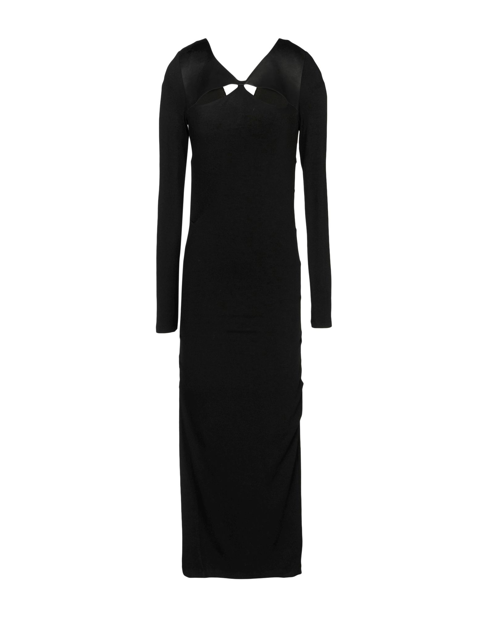 DONNA KARAN Платье длиной 3/4 цены онлайн