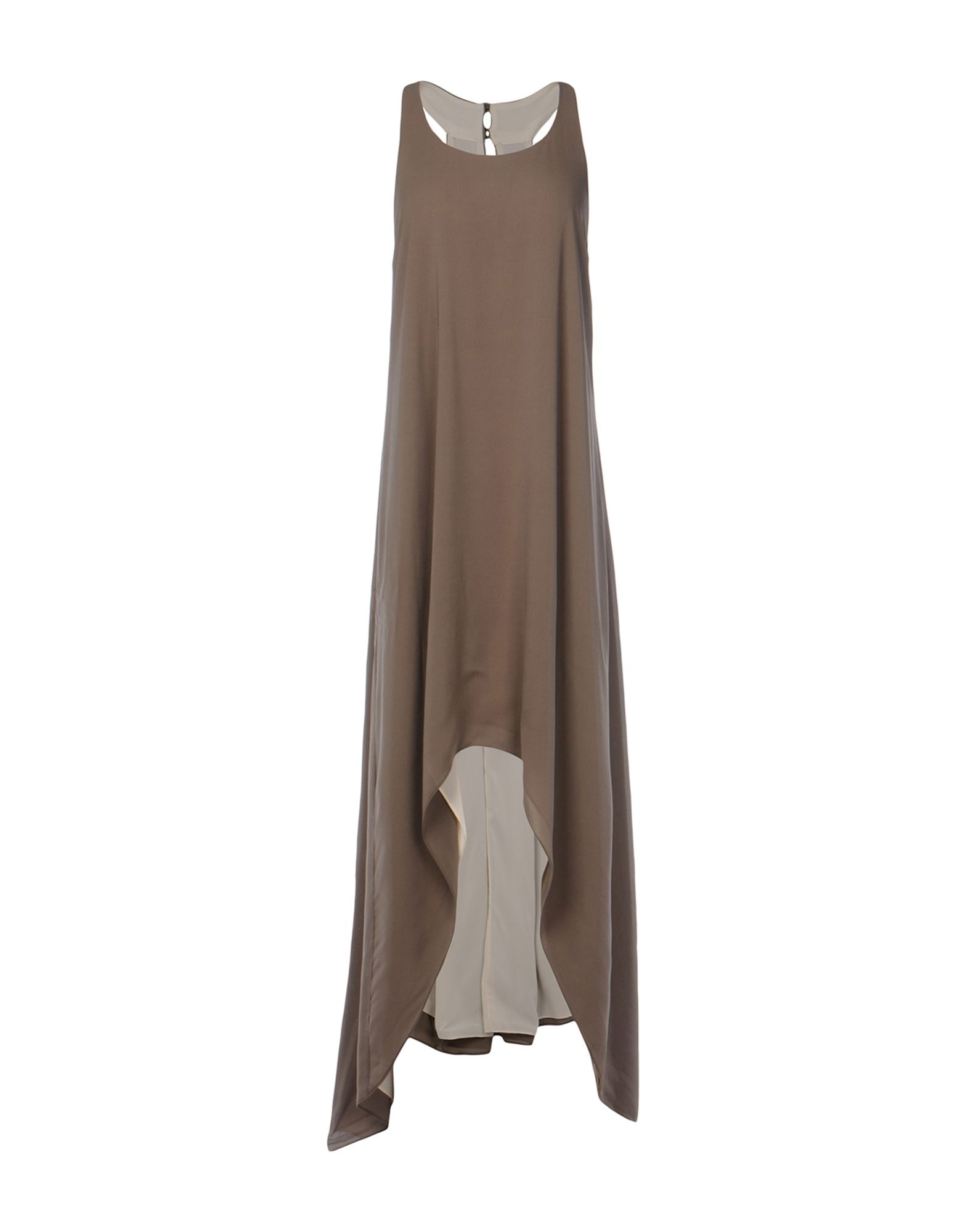 ALICE + OLIVIA Длинное платье цены онлайн