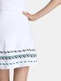 ARMANI EXCHANGE ZIGZAG JAQUARD SWEATER DRESS Mini dress Woman e